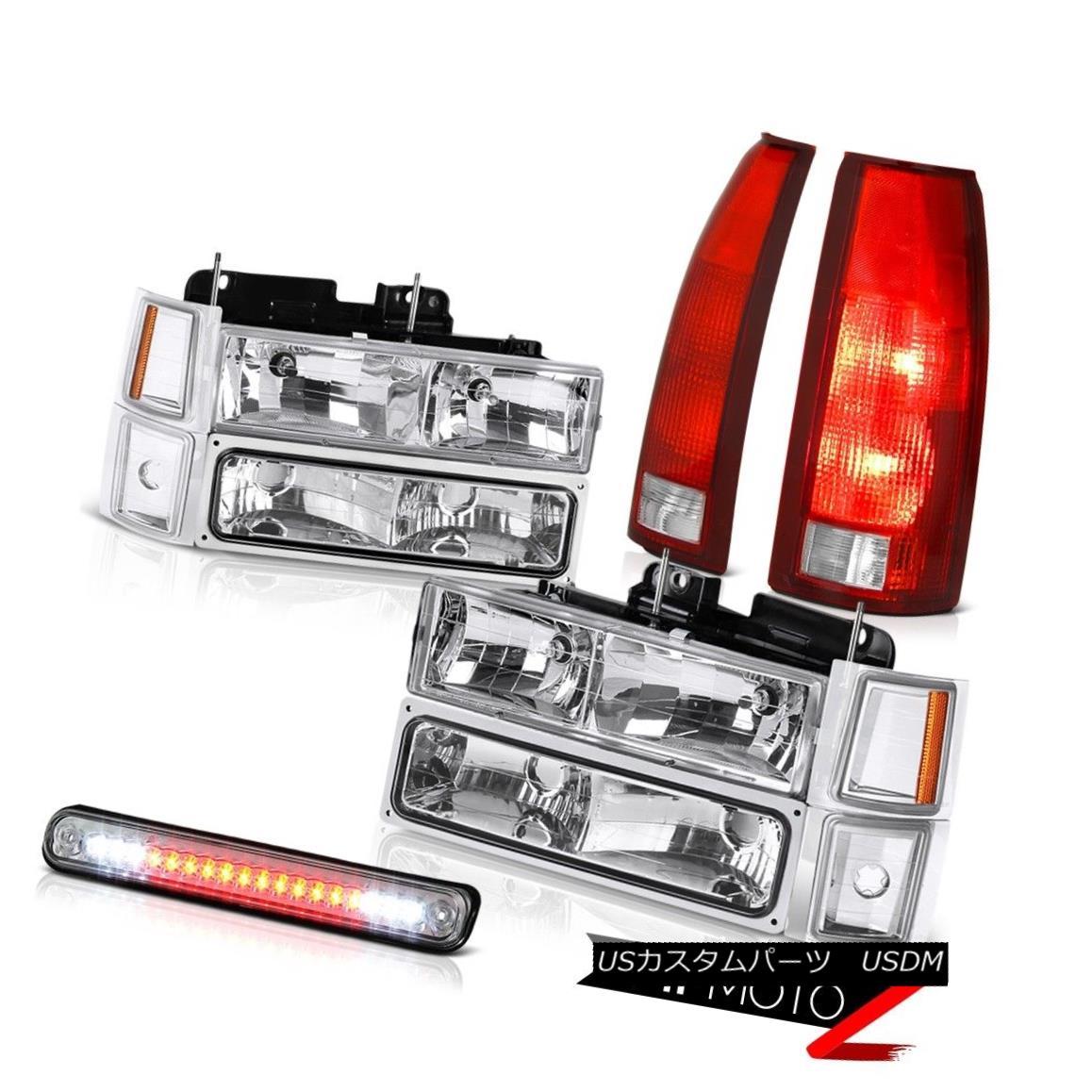 NEW 94-98 99-04 Mustang Rear License Plate Light Lamp Lens EACH