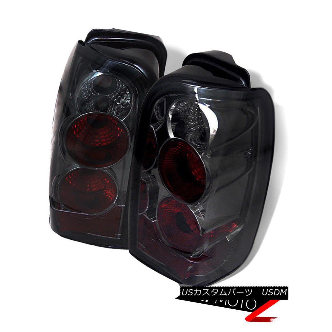 テールライト 96-00 Toyota 4runner SR5 Limited Sport Smoke Altezza Tail Light Signal Lamp L+R 96-00トヨタ4ランナーSR5限定スポーツスモークアルテッツァテールライトシグナルランプL + R