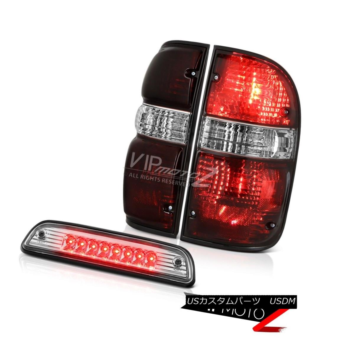 テールライト 01 02 03 04 Toyota Tacoma 4WD Roof cargo light taillights OE Style Replacement 01 02 03 04トヨタタコマ4WDルーフカーゴライトテールライトOEスタイルの交換