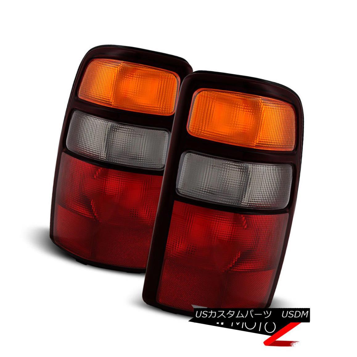 テールライト Chevrolet Tahoe Suburban GMC Yukon FACTORY STYLE Rear Tail Light Brake Assembly シボレー・タホ郊外GMCユーコン工場スタイル後部テール・ライト・ブレーキ・アッセンブリー