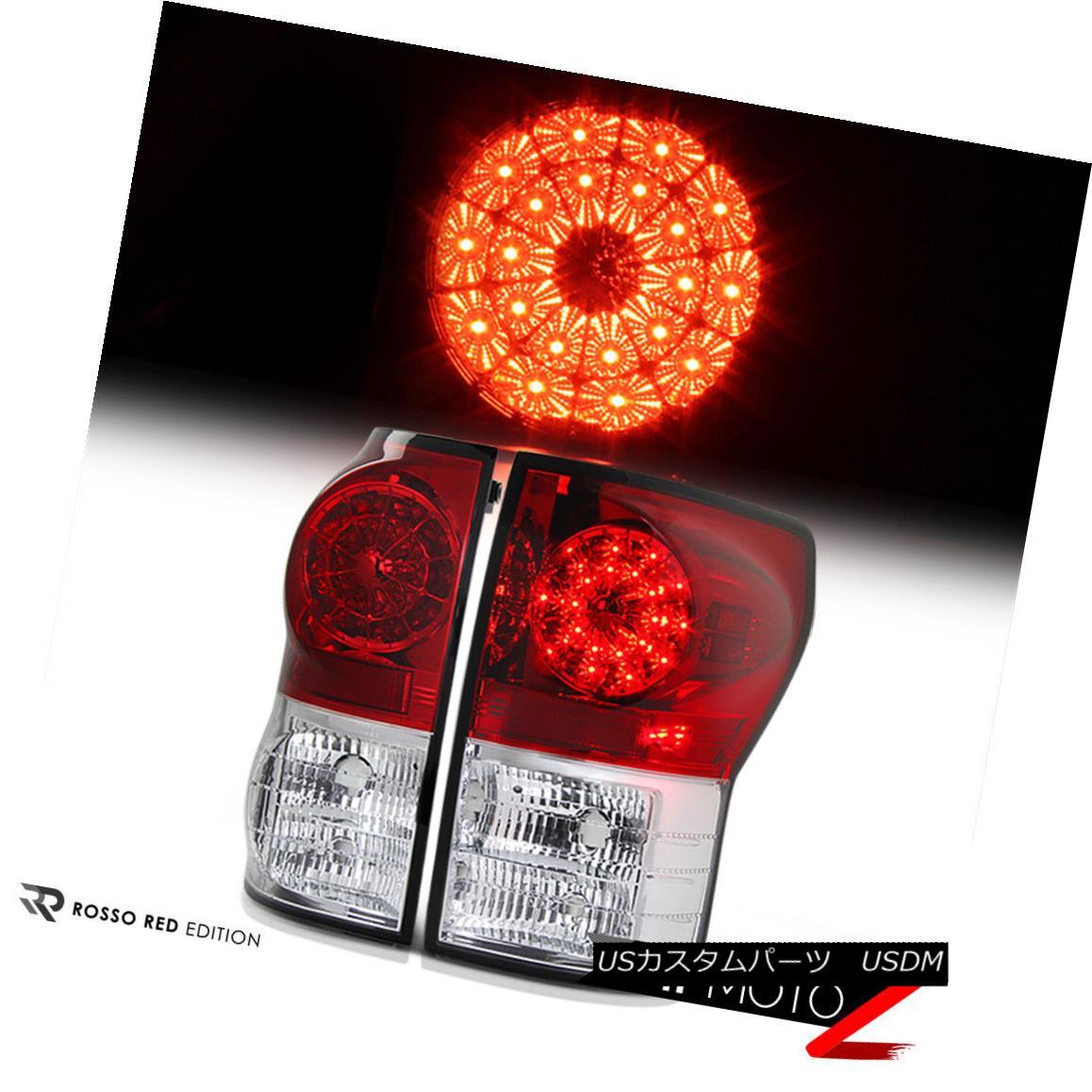 テールライト 2007-2013 Toyota Light Tundra Extended Standard 2WD Tundra 4WD LED Red Red Brake Tail Light Lamp 2007-2013トヨタトンドラ拡張標準2WD 4WD LEDレッドブレーキテールライトランプ, セレクトショップMOMO:500d783d --- officewill.xsrv.jp