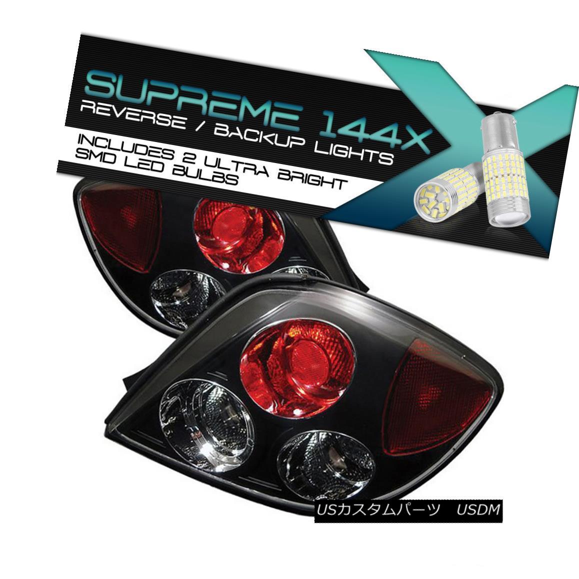 テールライト !Full SMD Reverse! For 2003-2005 Tiburon GS/GT/SE Left+Right Altezza Tail Light !フルSMDリバース! 2003?2005年Tiburon GS / GT / SE左+右Altezzaテールライト