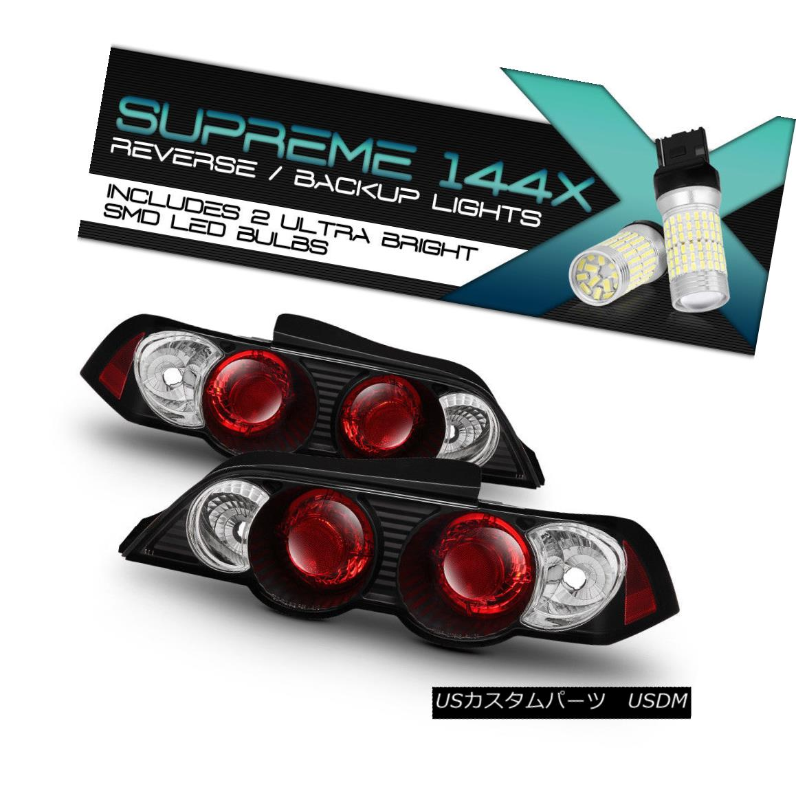 テールライト RSX [360 DEGREE SMD BACKUP] MT 02-04 New Rear Acura RSX AT MT Coupe Tail Lamps Rear Pair L+R [360度SMDバックアップ] 02-04新型アクラRSX AT MTクーペテールランプリアペアL + R, 朝来町:666c93d1 --- officewill.xsrv.jp