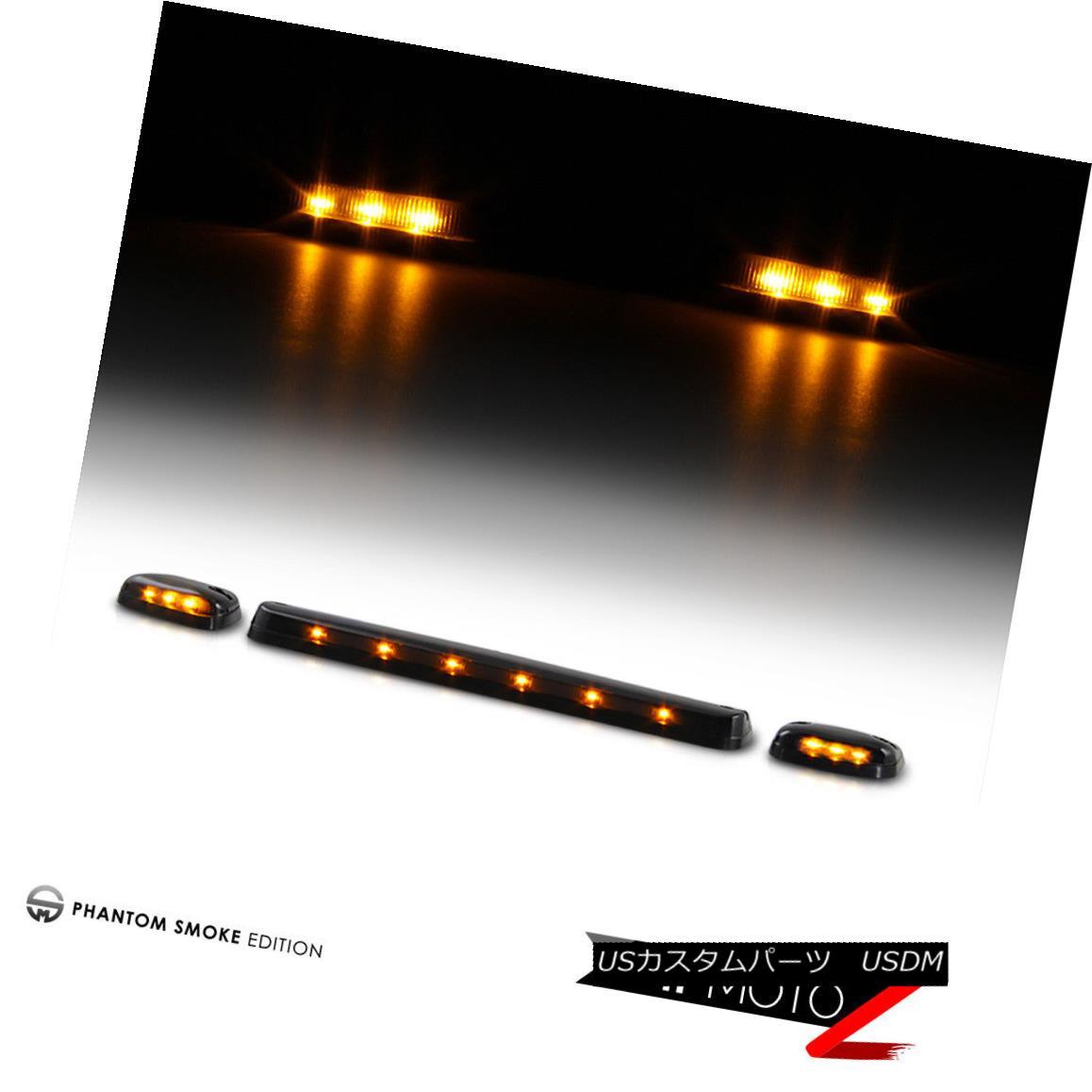 テールライト 2007-2012 Chevy Silverado GMC Sierra [HEAVYDUTY STYLE] Roof Top Safety LED Light 2007-2012シボレーシルバラードGMCシエラ[ヘビーデイジー]屋根の安全LEDライト
