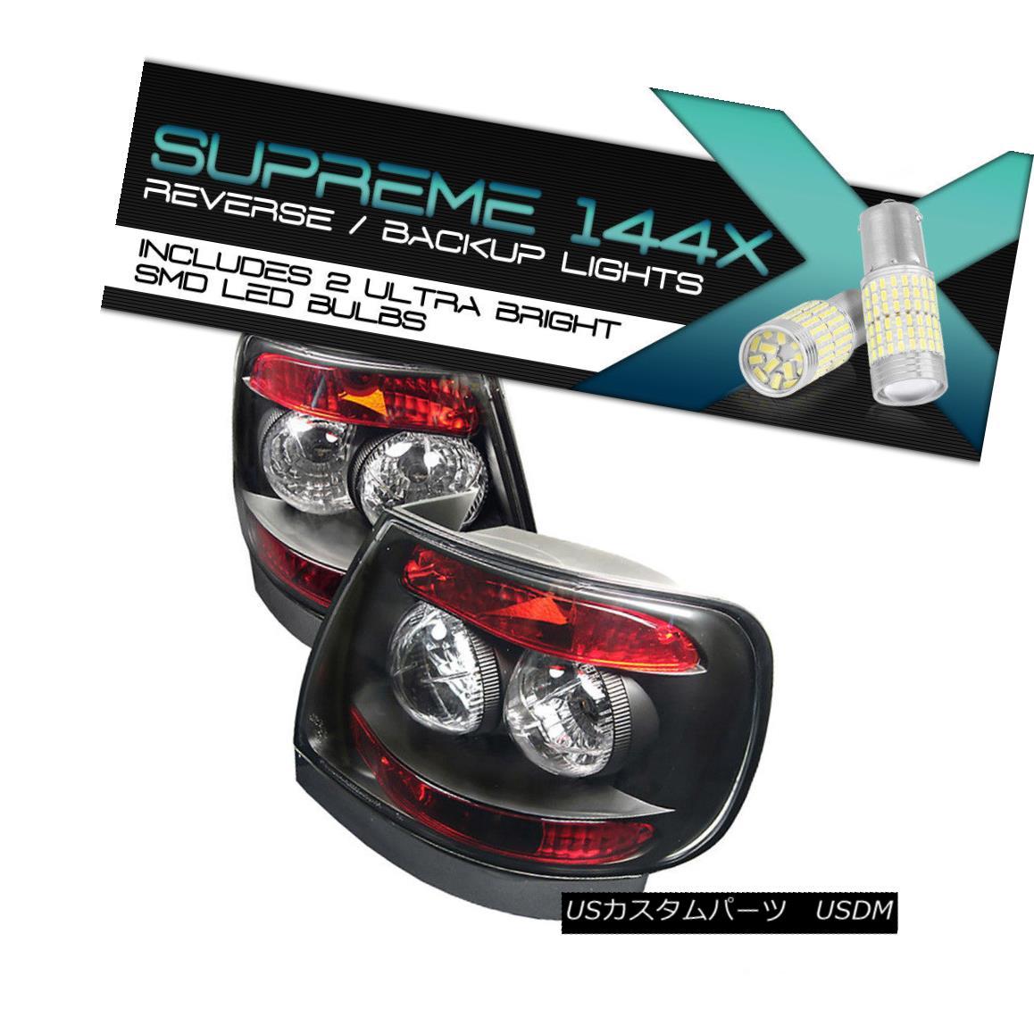 テールライト [360 DEGREE SMD REVERSE] 1996-2001 00-02 Audi A4 B5 [360 1996-2001 | 00-02 S4 Euro Brake Tail Lights [360度SMDリバース] 1996-2001 Audi A4 B5 | 00-02 S4ユーロブレーキテールライト, Salada Bowl-おしゃれブランド通販:e6601d26 --- officewill.xsrv.jp