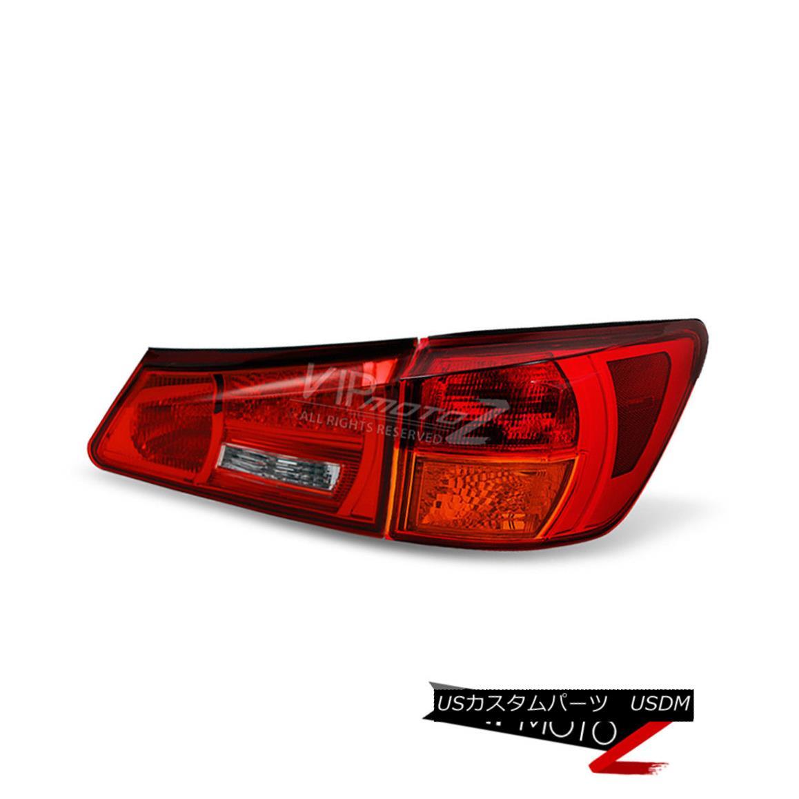テールライト 2006-2008 IS250 [Passenger Lexus IS350 Outer IS250 [Passenger Side] Inner Outer Rear Tail Lights Right 2006-2008レクサスIS350 IS250 [旅客側]インナーアウターリアテールライト右, カー用品卸問屋 ニューフロンテア:7bbb4e84 --- officewill.xsrv.jp