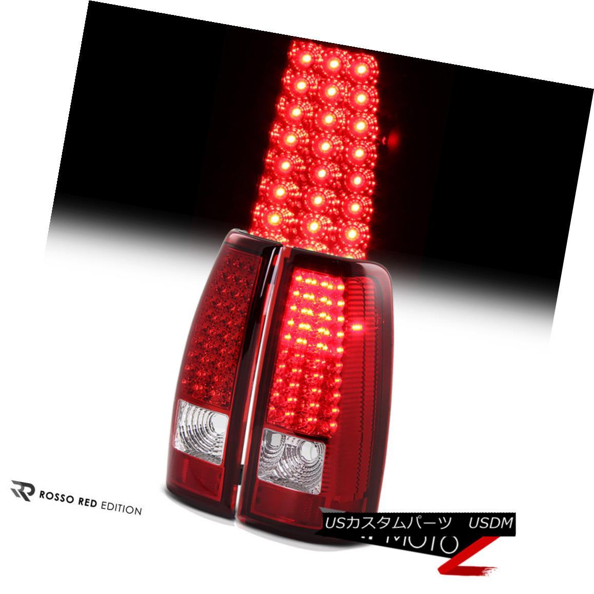テールライト L+F Style Factory Style RED&CLEAR LED V8 Silverado Tail Light Brake Lamp 2003-06 Chevy Silverado V8 L + F工場スタイルRED&CLEAR LEDテールライトブレーキランプ2003-06 Chevy Silverado V8, 五本指靴下 はきごこち本舗:50d3eaec --- officewill.xsrv.jp