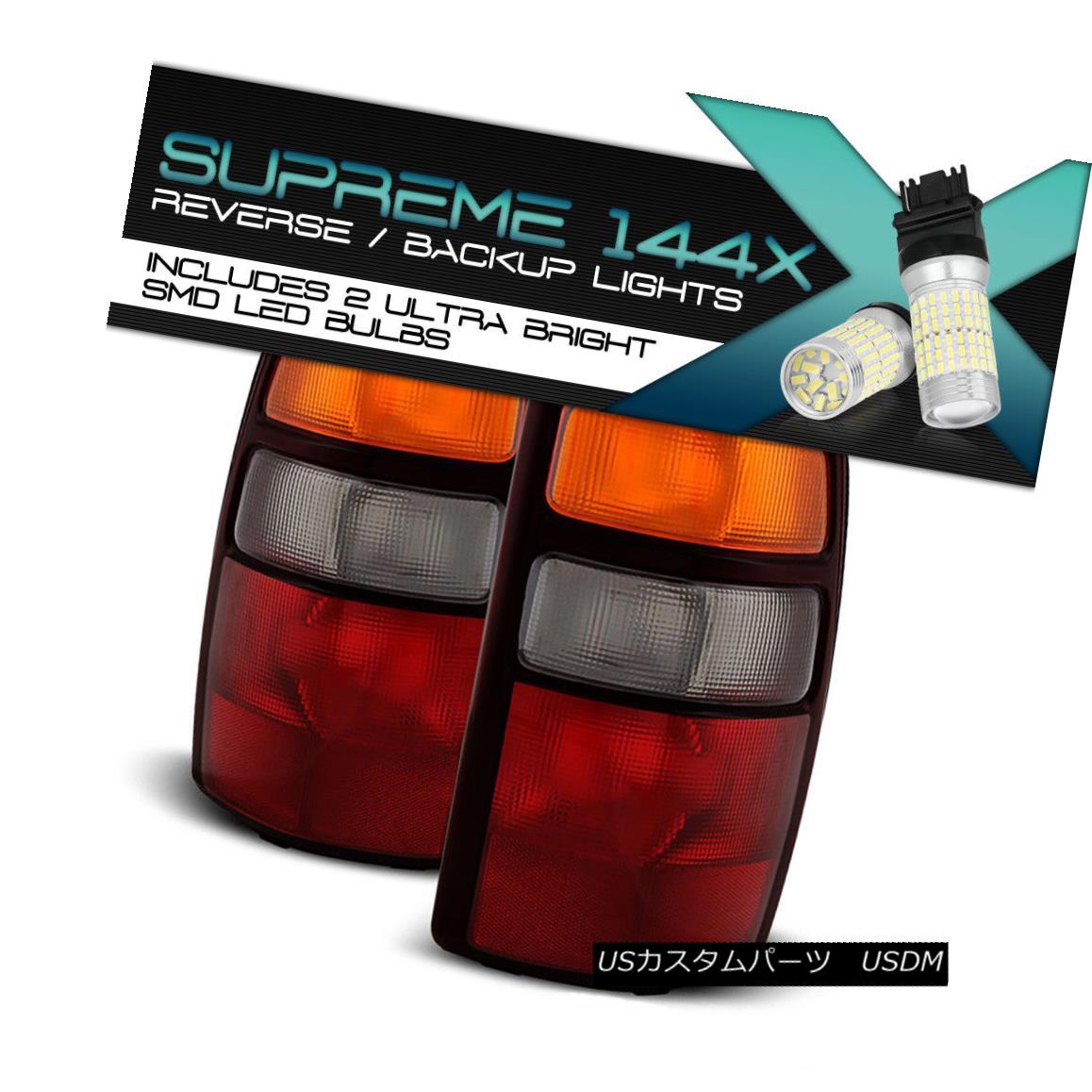 テールライト [360 DEGREE SMD SMD BACKUP] Chevrolet Chevrolet Tahoe Suburban GMC Chevrolet Yukon Tail Lights Assembly [360度SMDバックアップ] Chevrolet Tahoe郊外GMCユーコンテールライトアセンブリ, 南大東村:056fa527 --- officewill.xsrv.jp