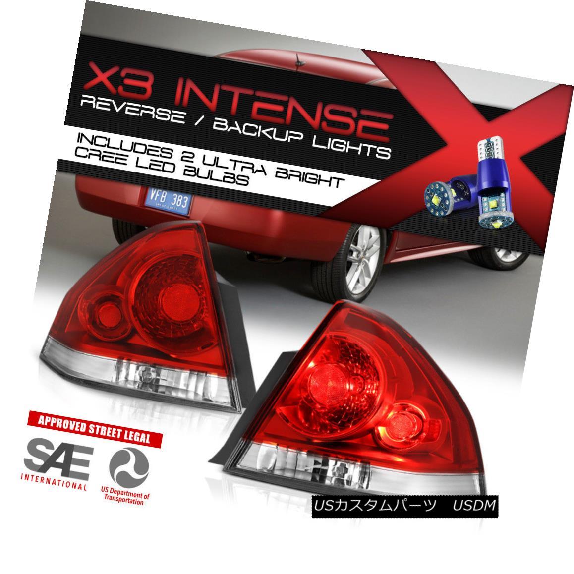 テールライト HIGH-POWER CREE REVERSE [LEFT+RIGHT] 06-13 Chevy 06-13 Impala Factory Chevy テールライト Red Tail Lights ハイパワークリーリバース[LEFT + RIGHT] 06-13 Chevy Impala Factoryレッドテールライト, neneno -ネネノ インテリア-:764be9c2 --- officewill.xsrv.jp