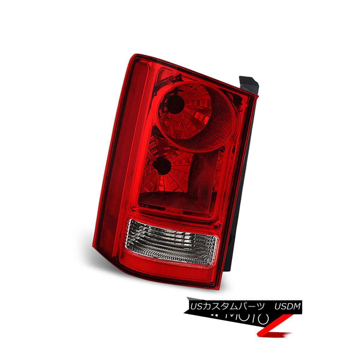 テールライト LEFT LH DRIVER SIDE Rear Brake Tail Lights Lamps 2009-2015 Honda Pilot Assembly LEFT LH DRIVER SIDEリアブレーキテールライトランプ2009-2015 Hondaパイロットアセンブリ