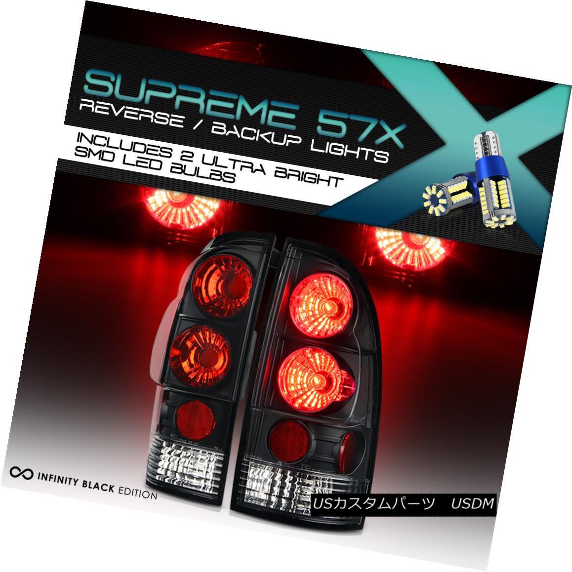 テールライト!Full SMD Backup! Backup TRD! 05-08 Tacoma 05-08タコマTRD TRD 2WD/4WD Pickup JDM Tail Light Pre X Runner V6!フルSMDバックアップ! 05-08タコマTRD 2WD/ 4WDピックアップJDMテールライトプレXランナーV6, A-TOYS:e6128cd7 --- officewill.xsrv.jp