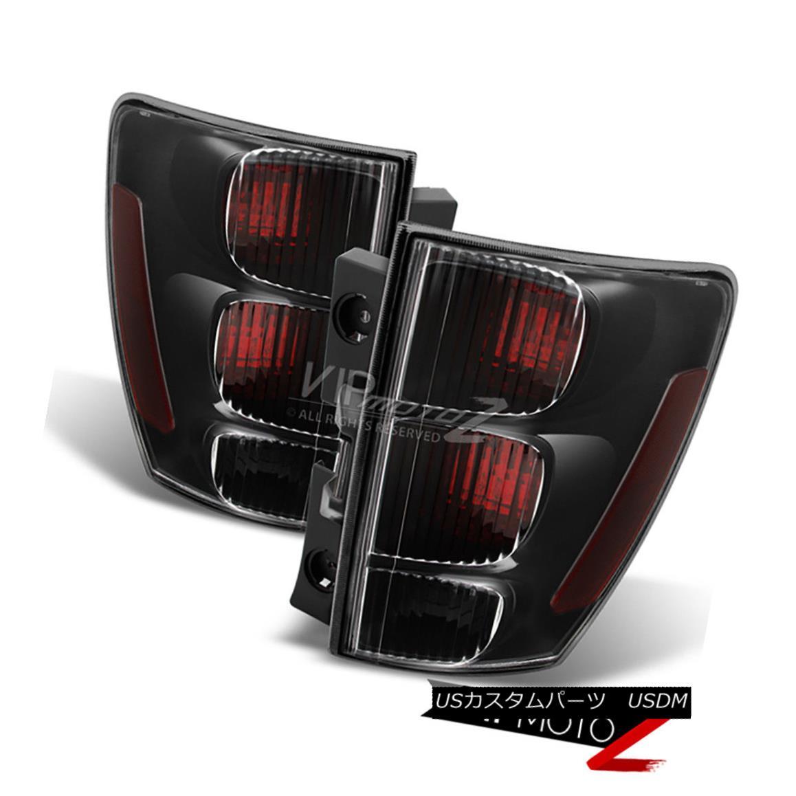 テールライト 05-09 Chevy Equinox [Dark Tinted] Factory Style Rear Brake Tail Lights Lamps L+R 05-09 Chevy Equinox [Dark Tinted]工場スタイルリアブレーキテールライトランプL + R