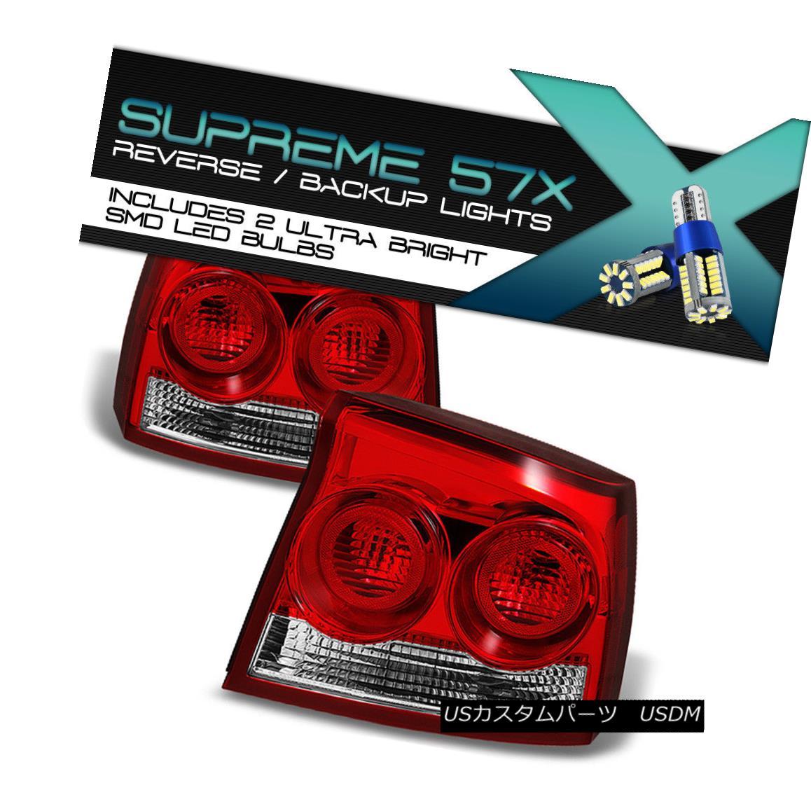 テールライト!FULL OE SMD 09-10 BACKUP RT! 09-10 Dodge Charger SXT RT SE Tail Lights OE Style Replacement!完全なSMDバックアップ! 09-10ダッジチャージャーSXT RT SEテールライトOEスタイルの交換, でんすけ:c9f9e038 --- officewill.xsrv.jp