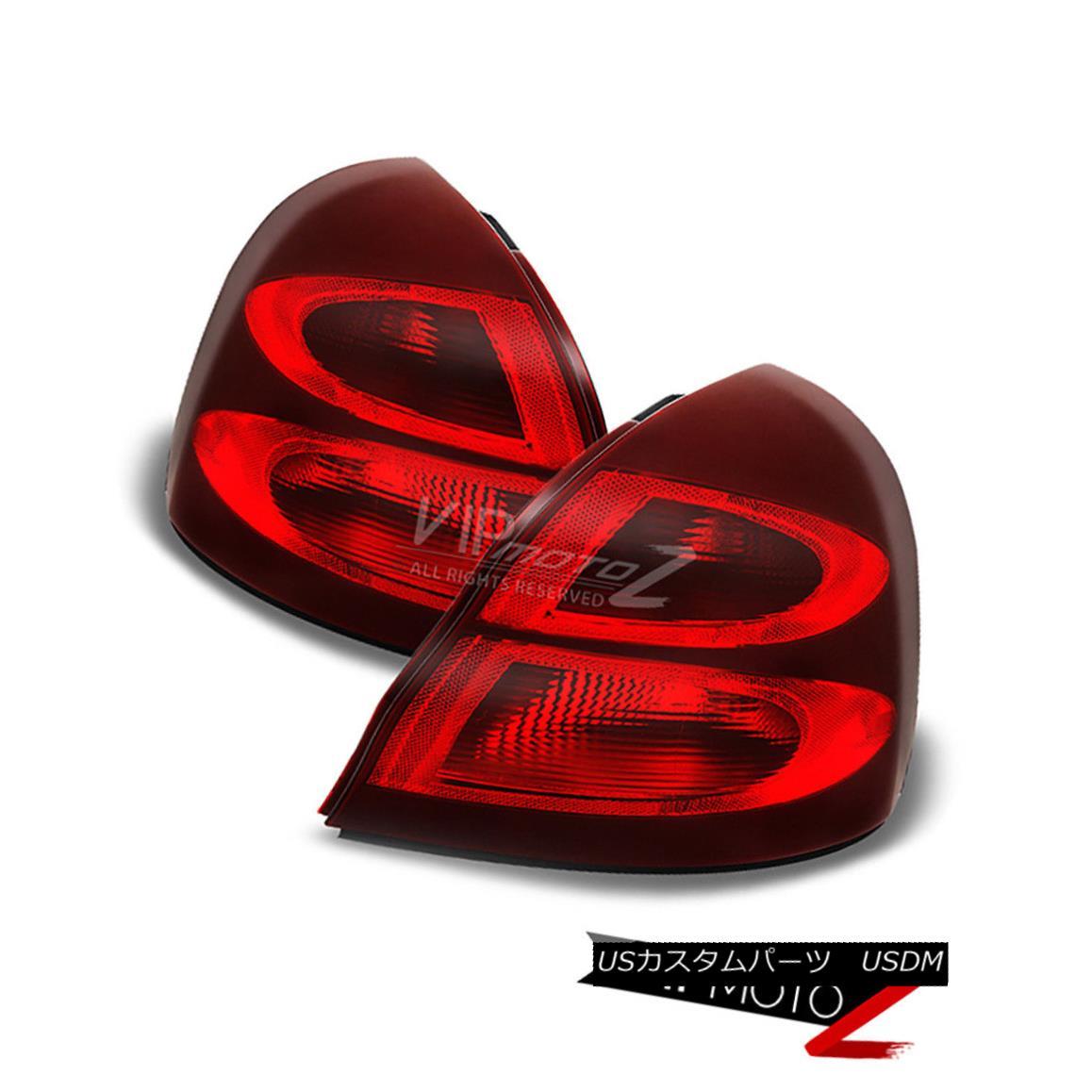 テールライト Pontiac Grand Prix 2004-2008 OE Style Tail Light Lamps Assembly w/Wiring Harness ポンティアックグランプリ2004-2008 OEスタイルテールライトランプ組立/配線ハーネス