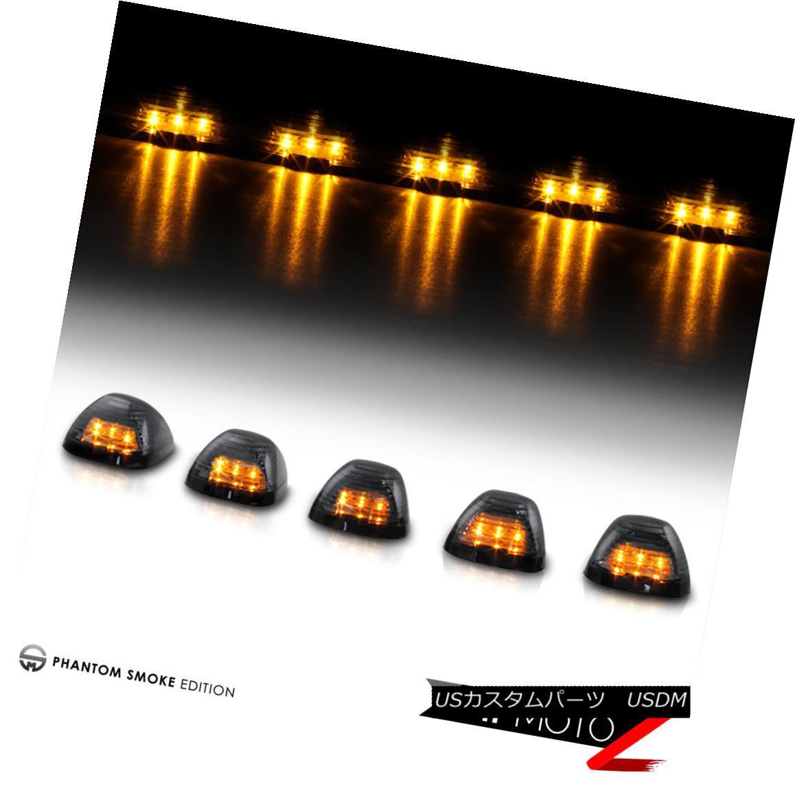 テールライト 99-16 F250 F350 F450 SuperDuty Truck Roof Top Amber LED Safety Tow Lights Wiring 99-16 F250 F350 F450 SuperDutyトラックルーフトップアンバーLED安全牽引ライト