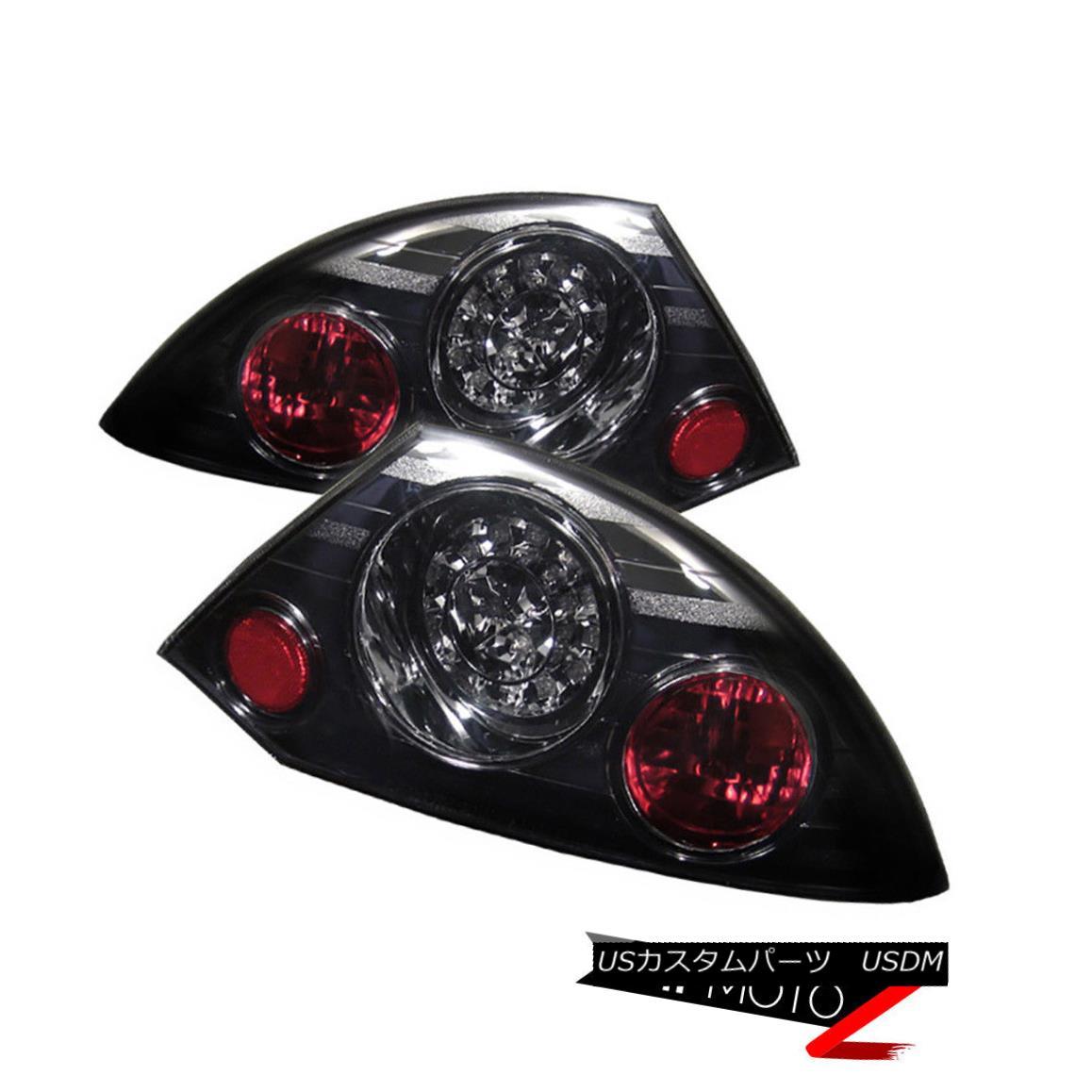 テールライト 2000-2002 Eclipse GT/RS/SPYDER Turbo AWD Left+Right LED Tail Light Brake Lamp 2000-2002 Eclipse GT / RS / SPYDERターボAWD左+右LEDテールライトブレーキランプ