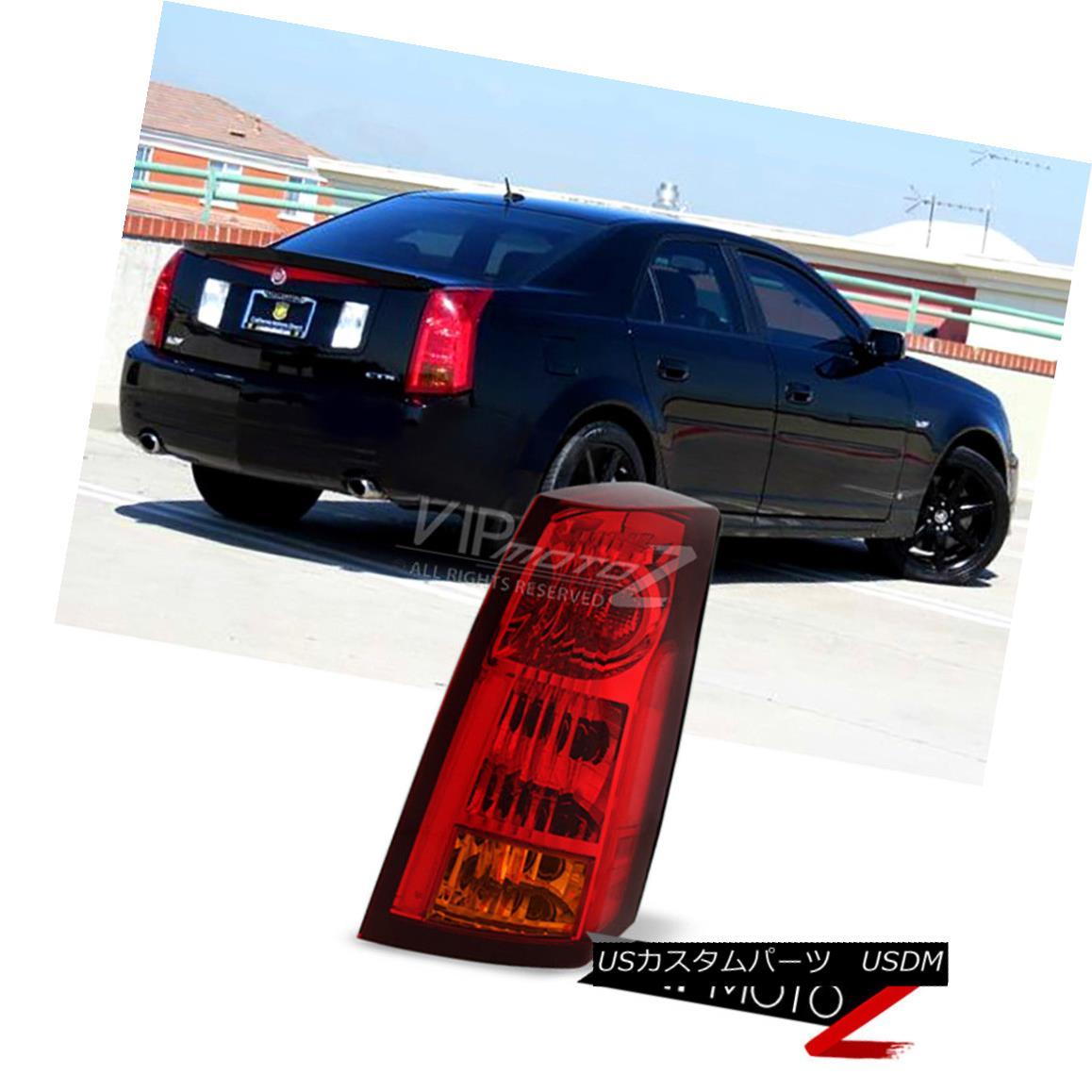 テールライト 2003 2004 2005 2006 2007 Cadillac CTS Passenger Right Taillights Assembly Wiring 2003年2004年2005年2006年2007年Cadillac CTSパッセンジャー右灯台組立配線