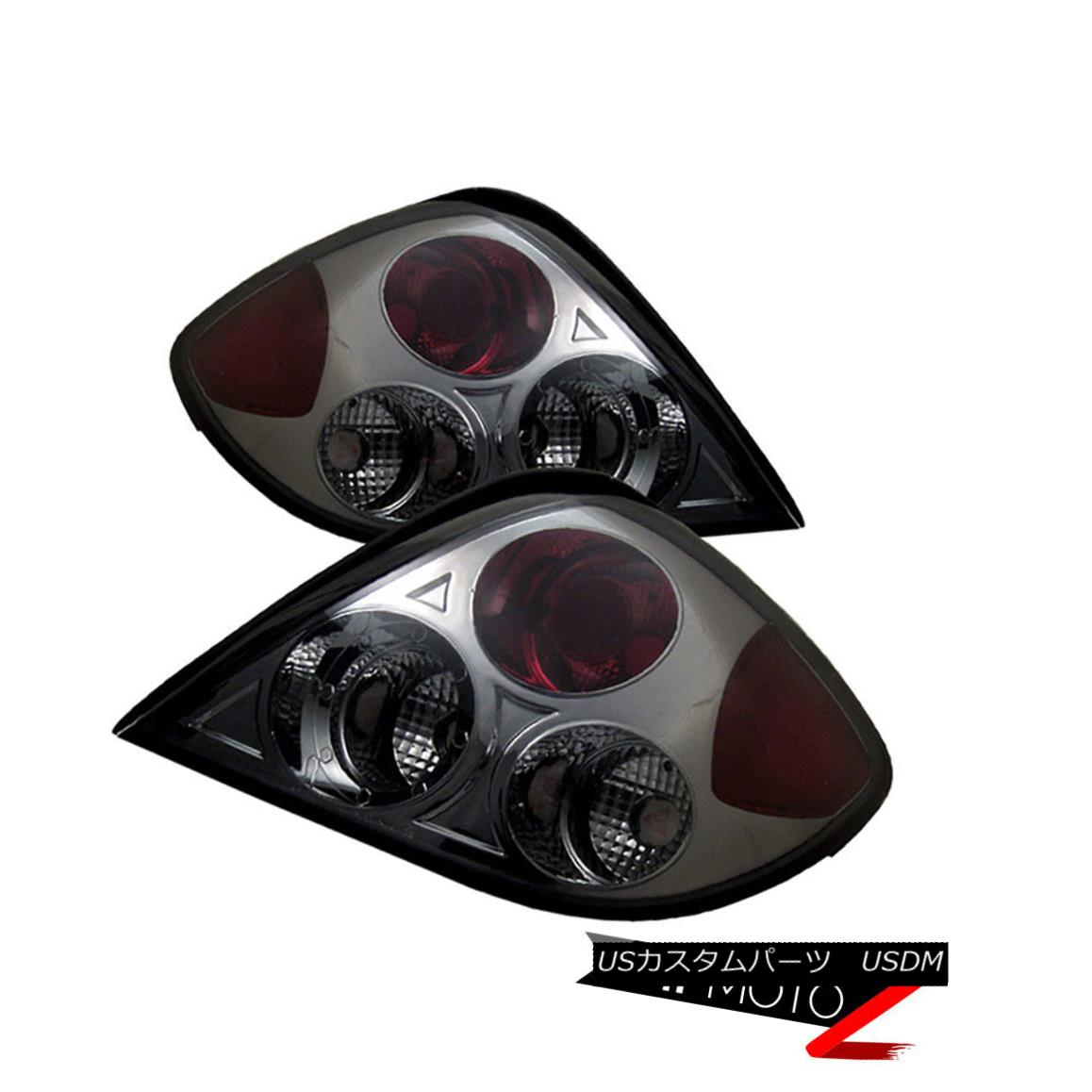 テールライト 2003-2005 Triburon GS GT SE Titanium Smoke Rear Brake Tail Light Assembly KDM 2003-2005 Triburon GS GT SEチタンスモークリアブレーキテールライトアセンブリKDM