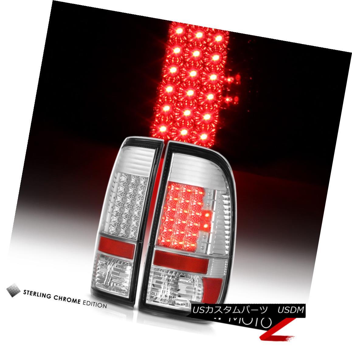 テールライト Left+Right Crystal F350 Clear 2008-2016 テールライト Ford F250 F350 Lights Super Duty L.E.D Tail Lights 左+右クリスタルクリア2008-2016フォードF250 F350スーパーDuty L.E.Dテールライト, ストリートダンスショップYSBEE:1b11b6d4 --- officewill.xsrv.jp