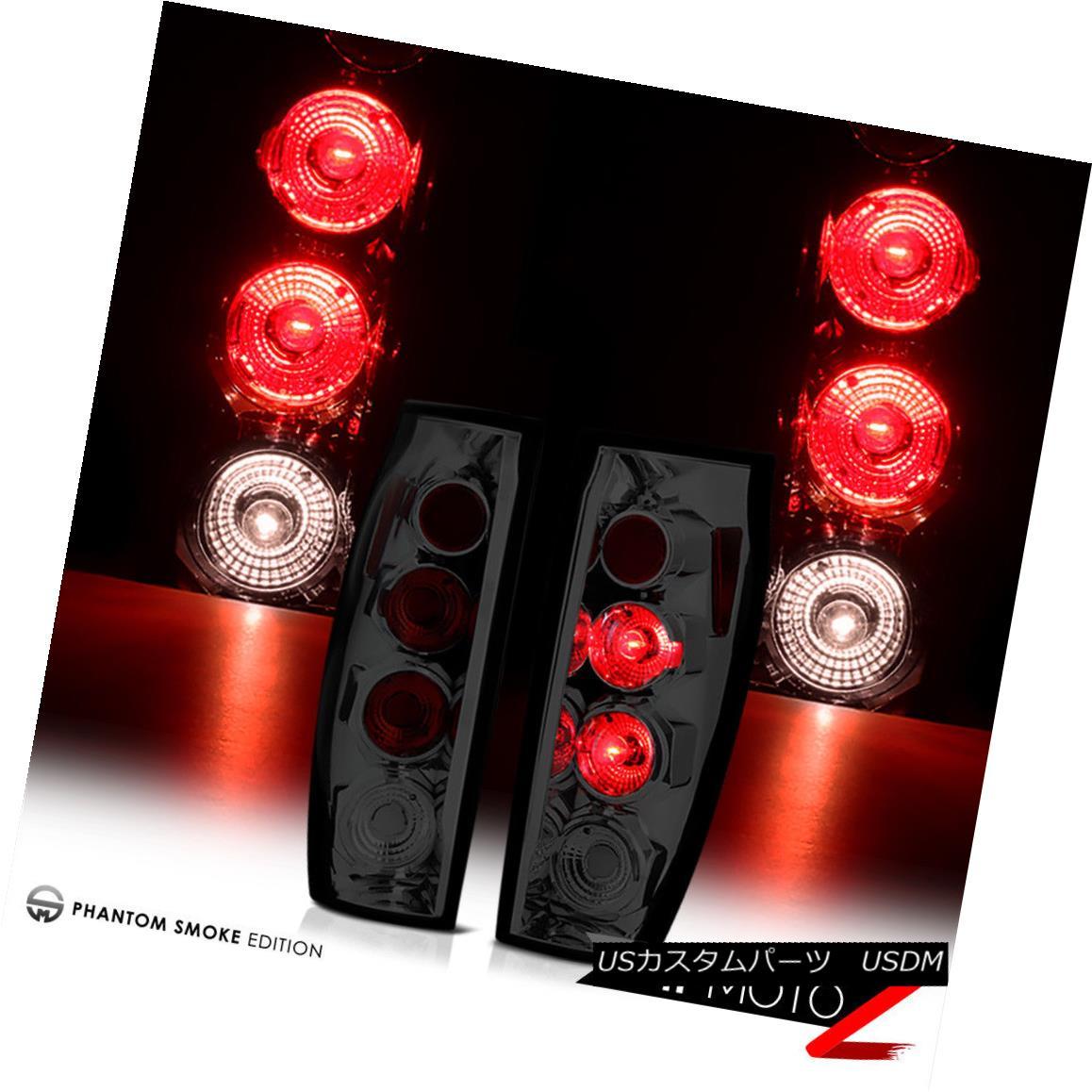 テールライト 2002-2006 Chevy Avalanche 1500 2500 [SMOKE] Rear Brake Lamp Taillight LEFT+RIGHT 2002-2006シボレーアバランチ1500 2500 [SMOKE]リアブレーキランプテールライトLEFT + RIGHT
