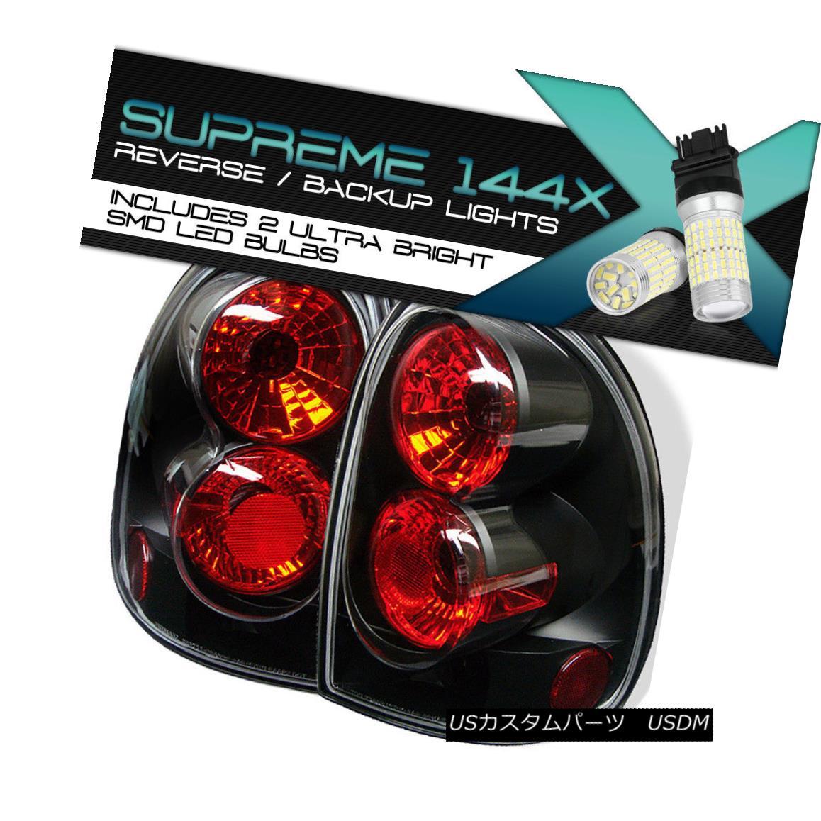 テールライト [360 Degree SMD Reverse] Chrysler Town Country Dodge Caravan Durango Tail Lights [360度SMDリバース]クライスラータウンカントリードッジキャラバンデュランゴテールライト