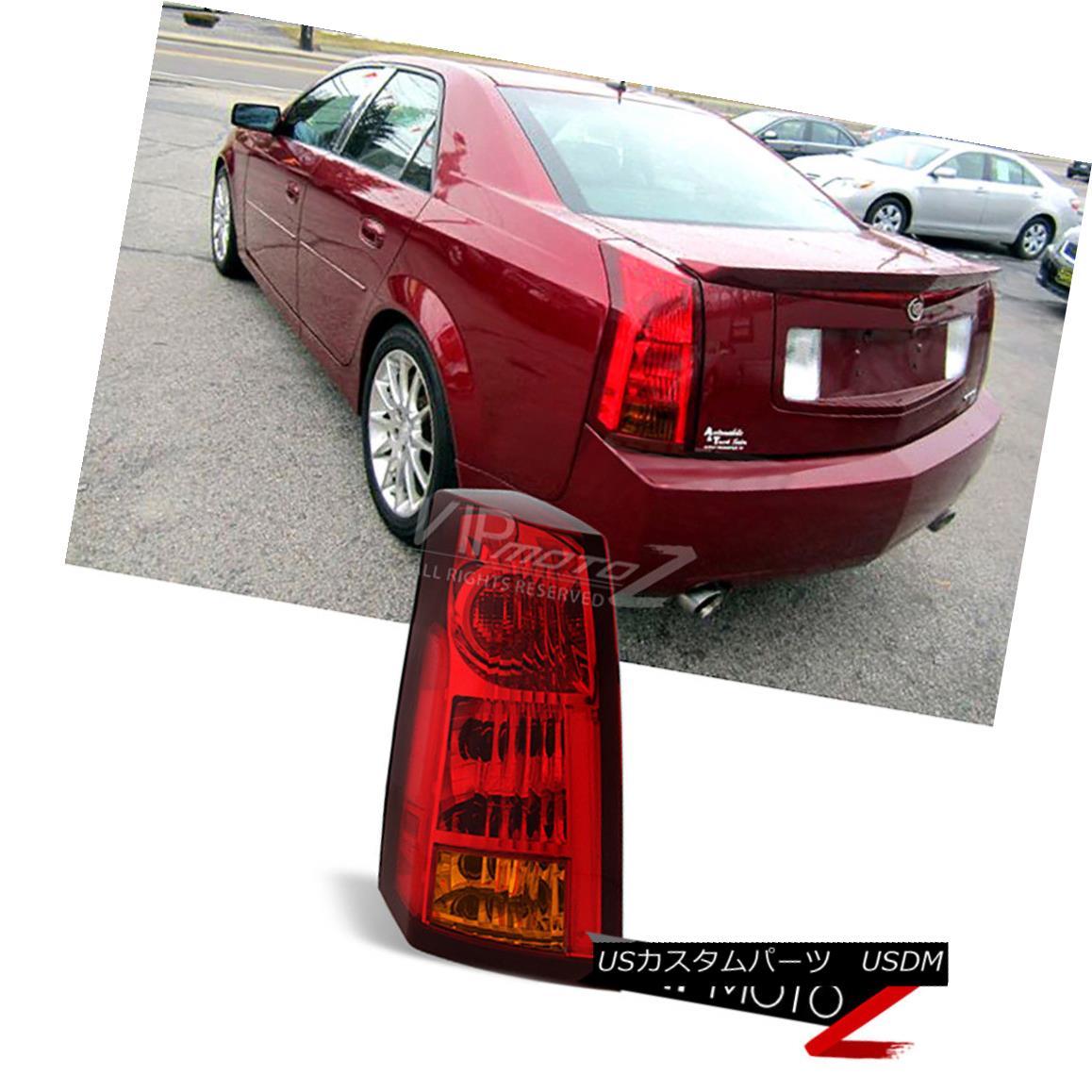 テールライト Cadillac CTS 2003 2004 2005 2006 2007 Taillights Assembly Driver Left Harness Cadillac CTS 2003 2004 2005 2006 2007ターンライトアセンブリ・ドライバ左ハーネス