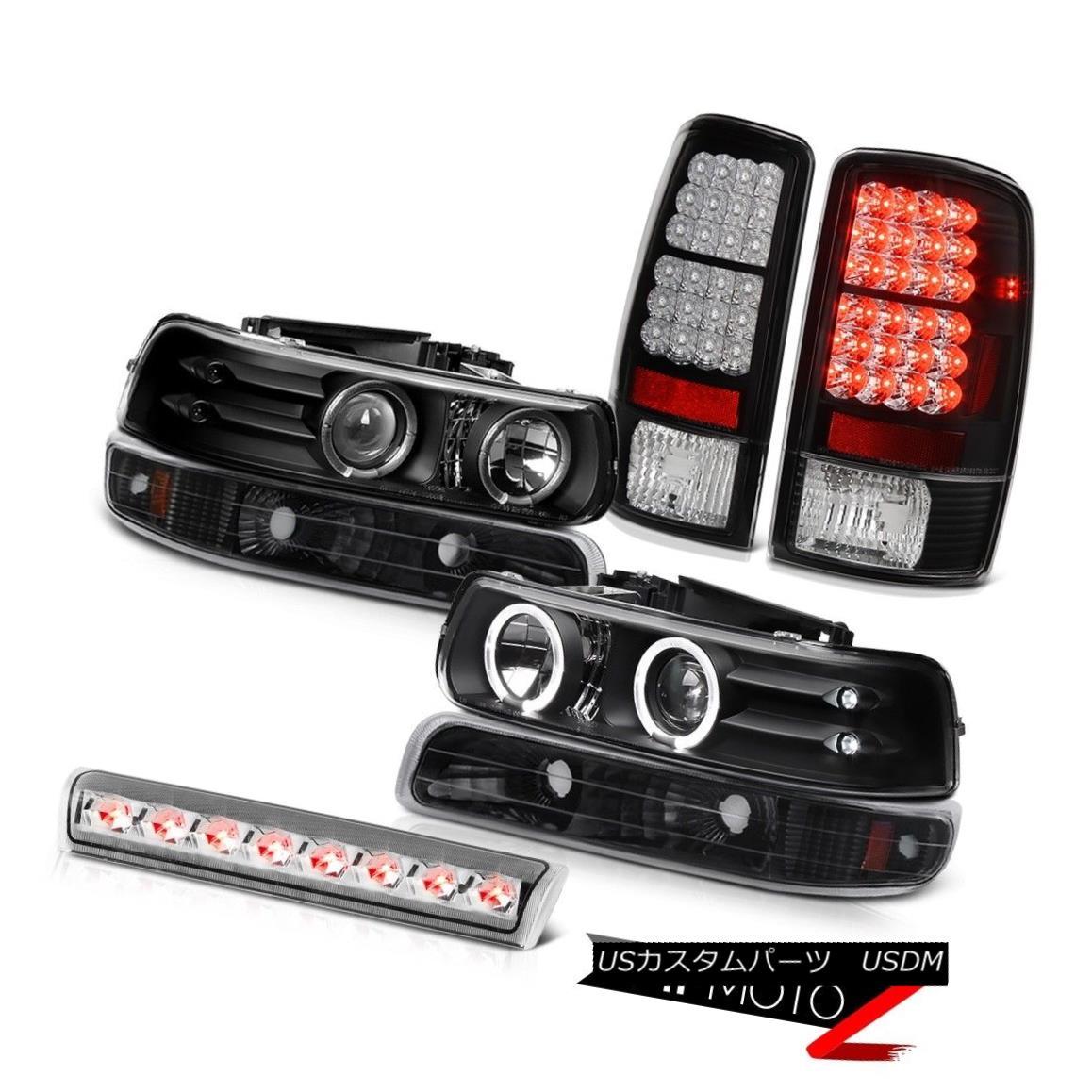 テールライト LED Projector Headlight Tail Lights Third Cargo 00 01 02 03 04 05 06 Suburban LS LEDプロジェクターヘッドライトテールライト第3貨物00 01 02 03 04 05 06郊外LS
