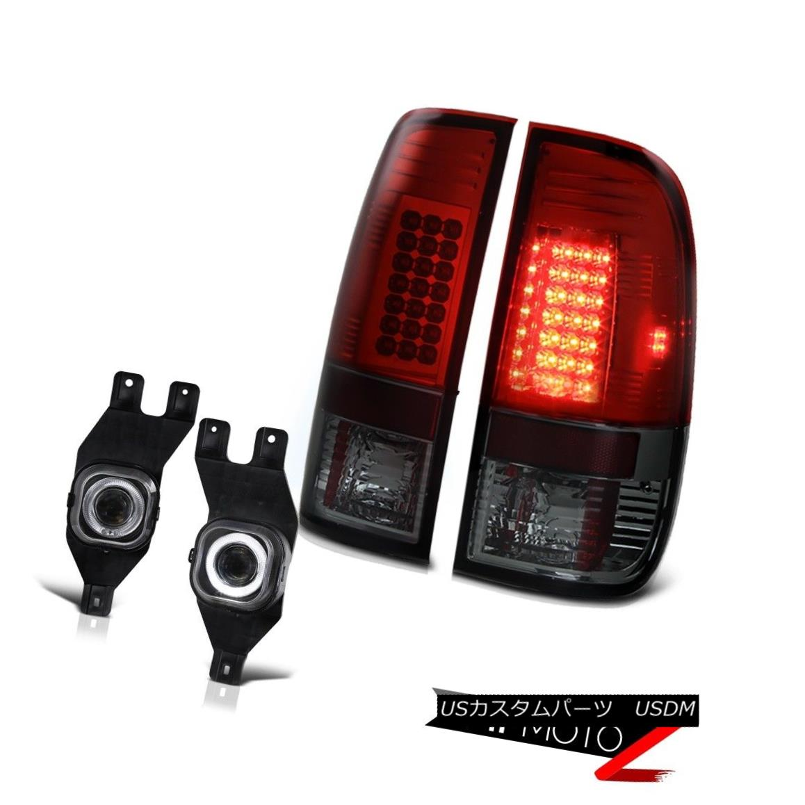テールライト SMOKEY L+R LED Tail Brake Lamp+White SUPER