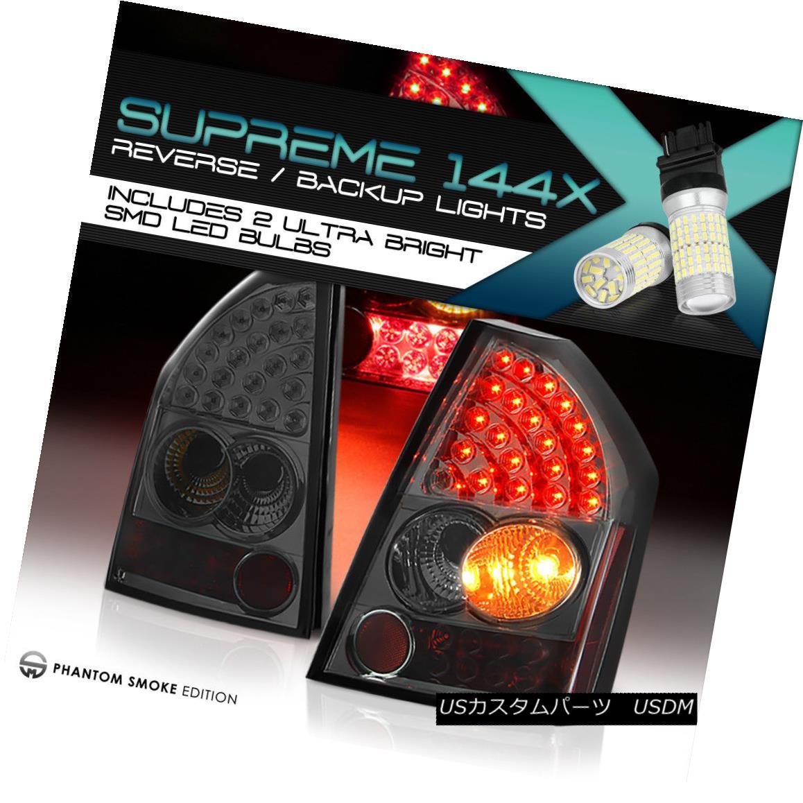 テールライト {360 DEGREE SMD REVERSE} L@@K Chrysler SRT8 300C 08-10 LED Tail Light Rear Brake {360°SMDリバース} L @@ KクライスラーSRT8 300C 08-10 LEDテールライトリアブレーキ