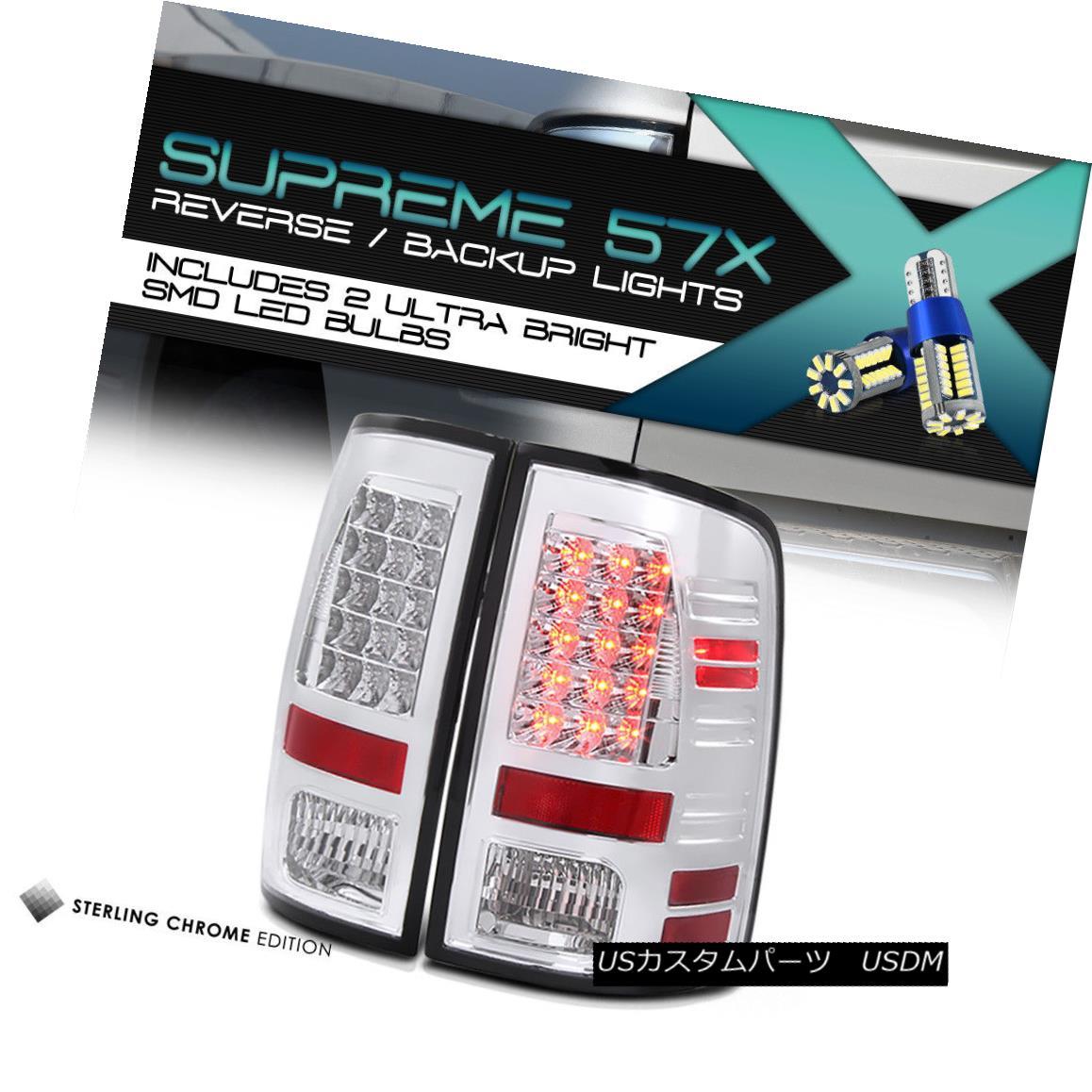 テールライト [Full SMD Backup]Ram 09 10 11 12 13 14 15 16 17 18 Left+Right LED Tail Lamps Set [フルSMDバックアップ] Ram 09 10 11 12 13 14 15 16 17 18左+右LEDテールランプセット