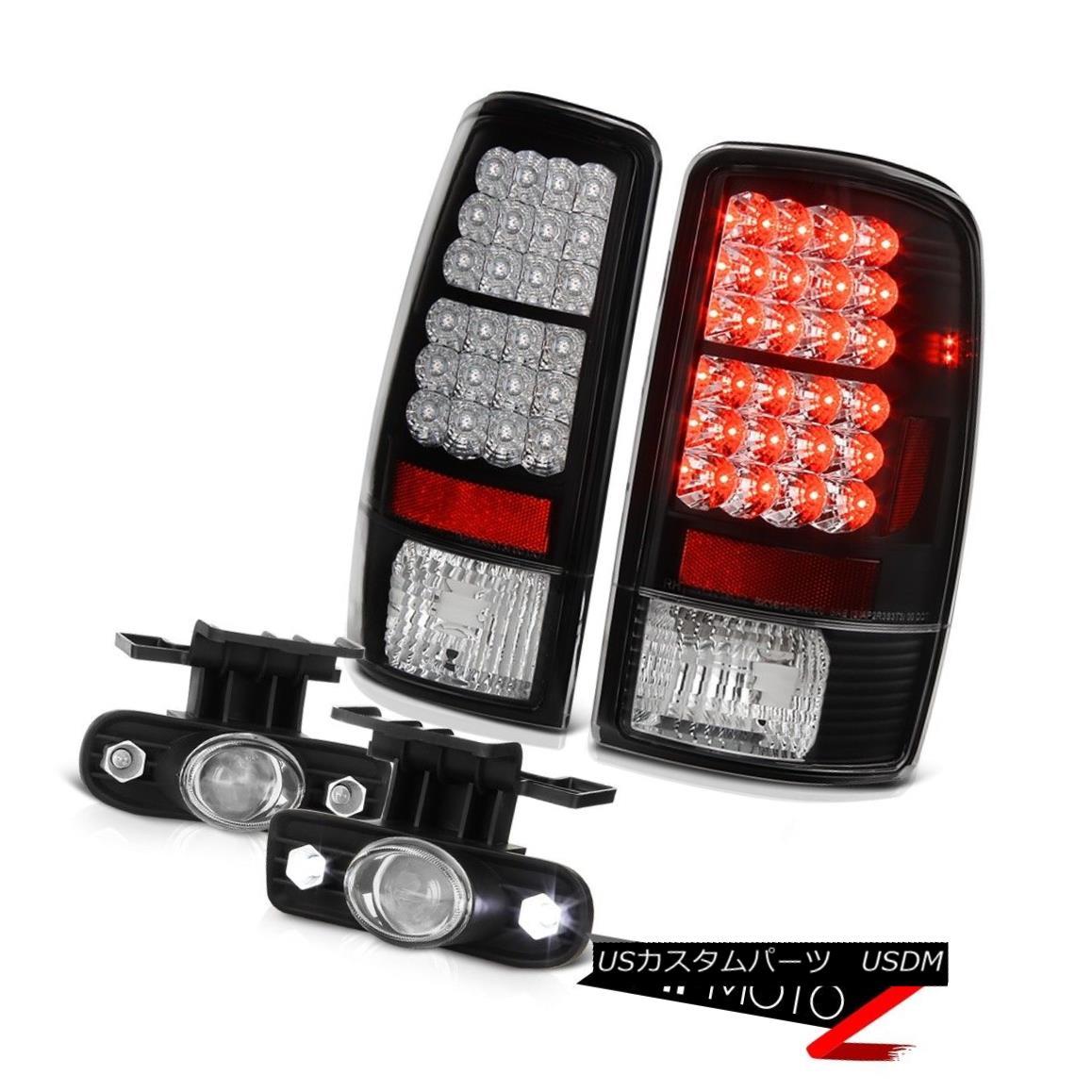テールライト 00 01 02 03 04 05 06 Chevy Suburban 5.7L SMD Brake Tail Lights Projector Foglamp 00 01 02 03 04 05 06シボレー郊外5.7L SMDブレーキテールライトプロジェクターフォグライト