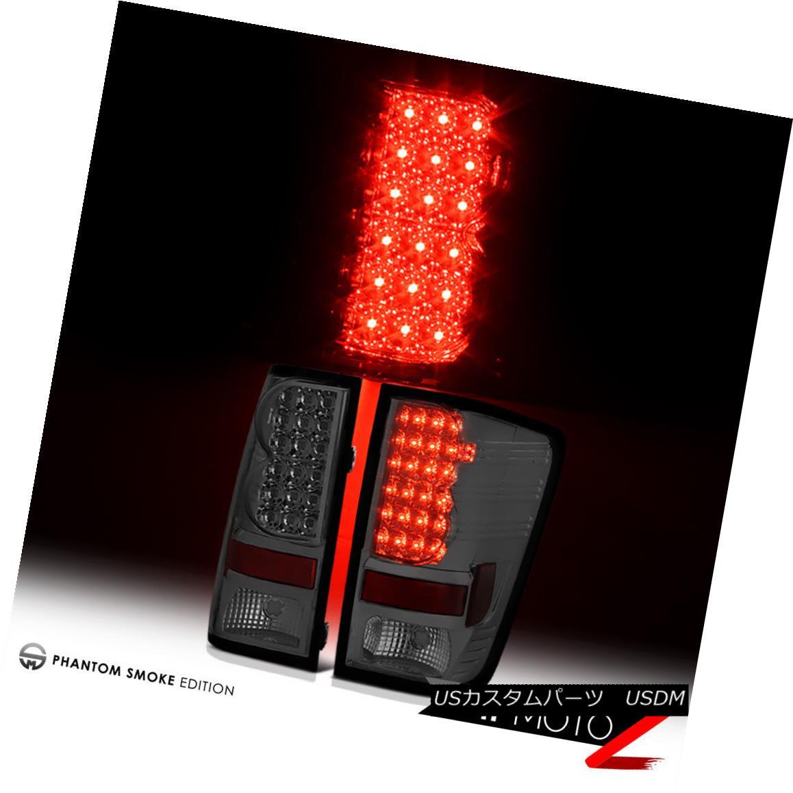 テールライト For 2004-2014 Titan TA60 2/4WD TA60 Truck Smoke Signal Tail Light SMD Brake Lamp 2004年?2014年タイタンTA60 2 / 4WD TA60トラック煙信号テールライトSMDブレーキランプ