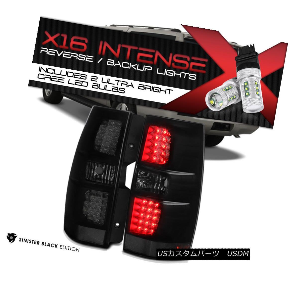 テールライト [High-Power CREE Reverse] LED Taillight