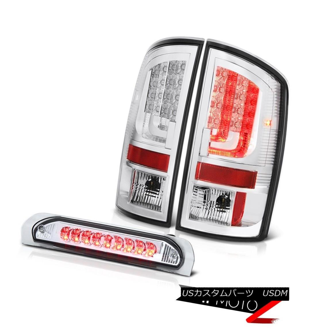 テールライト 02-06 Ram 1500 2500 3500 WS Taillights Roof Cargo Lamp Light Bar