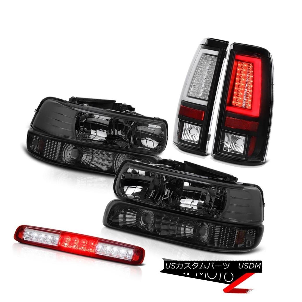 テールライト 99 00 01 02 Silverado WT Tail Brake Lights Parking Light Headlamps Roof Lamp LED 99 00 01 02 Silverado WTテールブレーキライトライトヘッドランプルーフランプLED