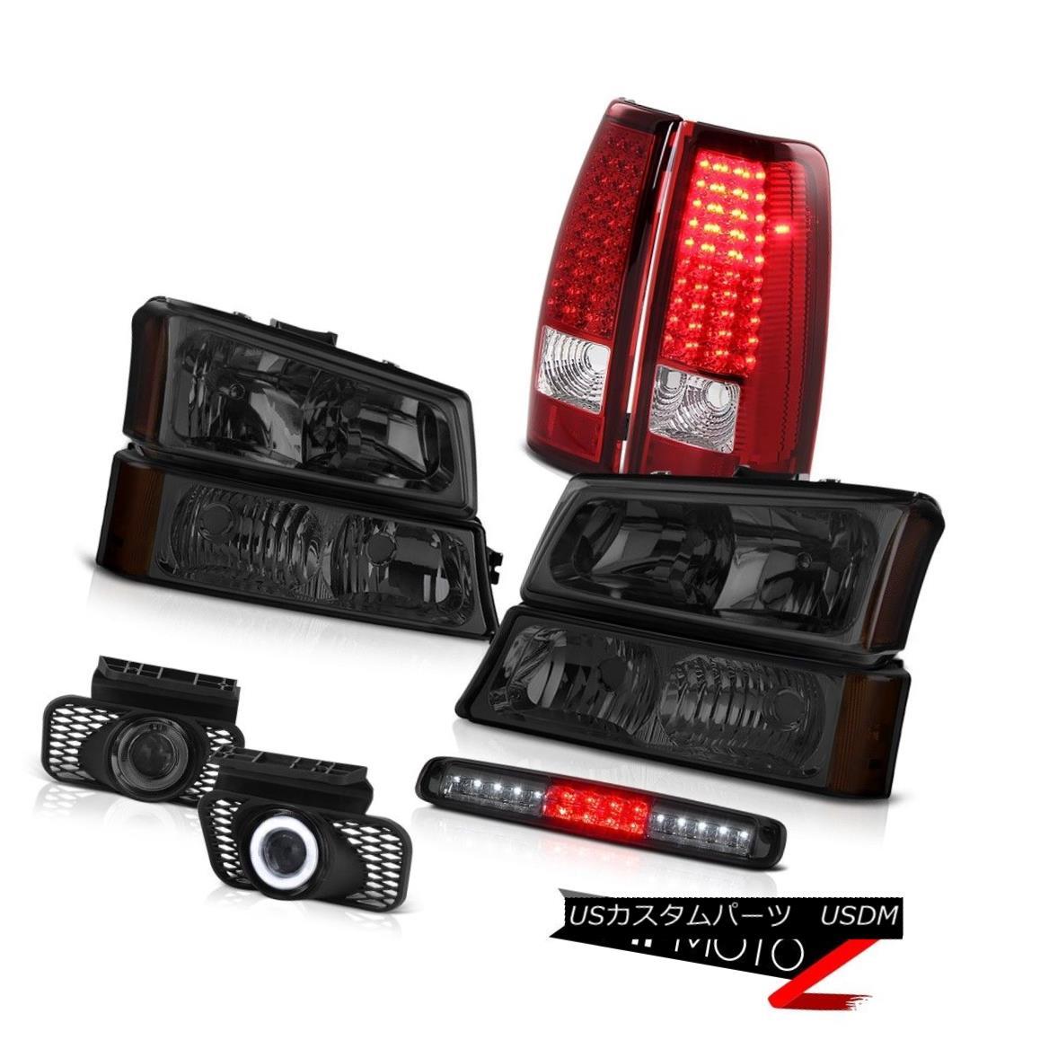 テールライト 03-06 Silverado 2500Hd Signal Light Roof Cab Lamp Headlamps Foglamps Taillamps 03-06 Silverado 2500Hd信号ライトルーフキャブランプヘッドランプフォグランプタイルランプ