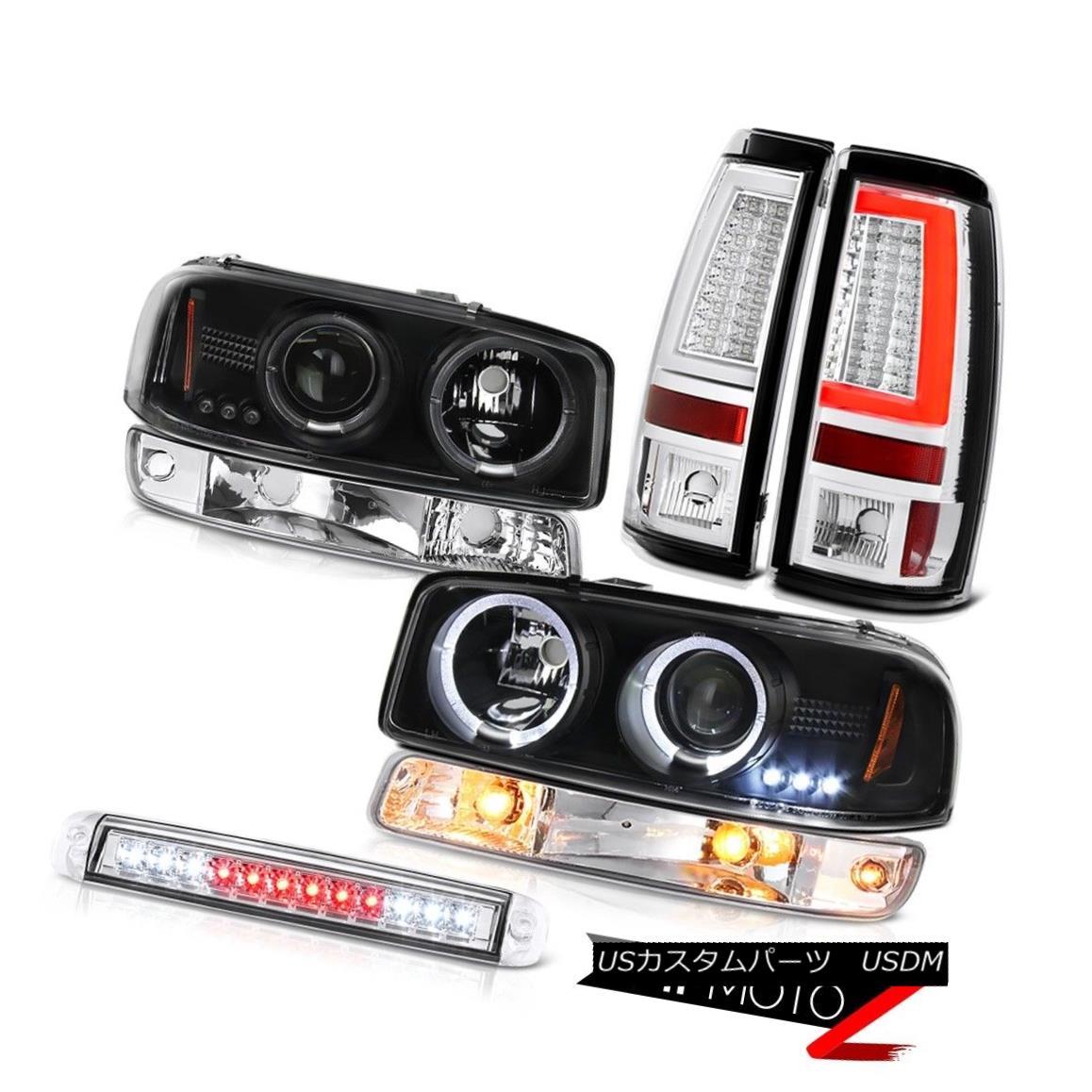テールライト 1999-2006 Sierra 6.6L Rear Brake Lamps Roof Lamp Parking Headlamps