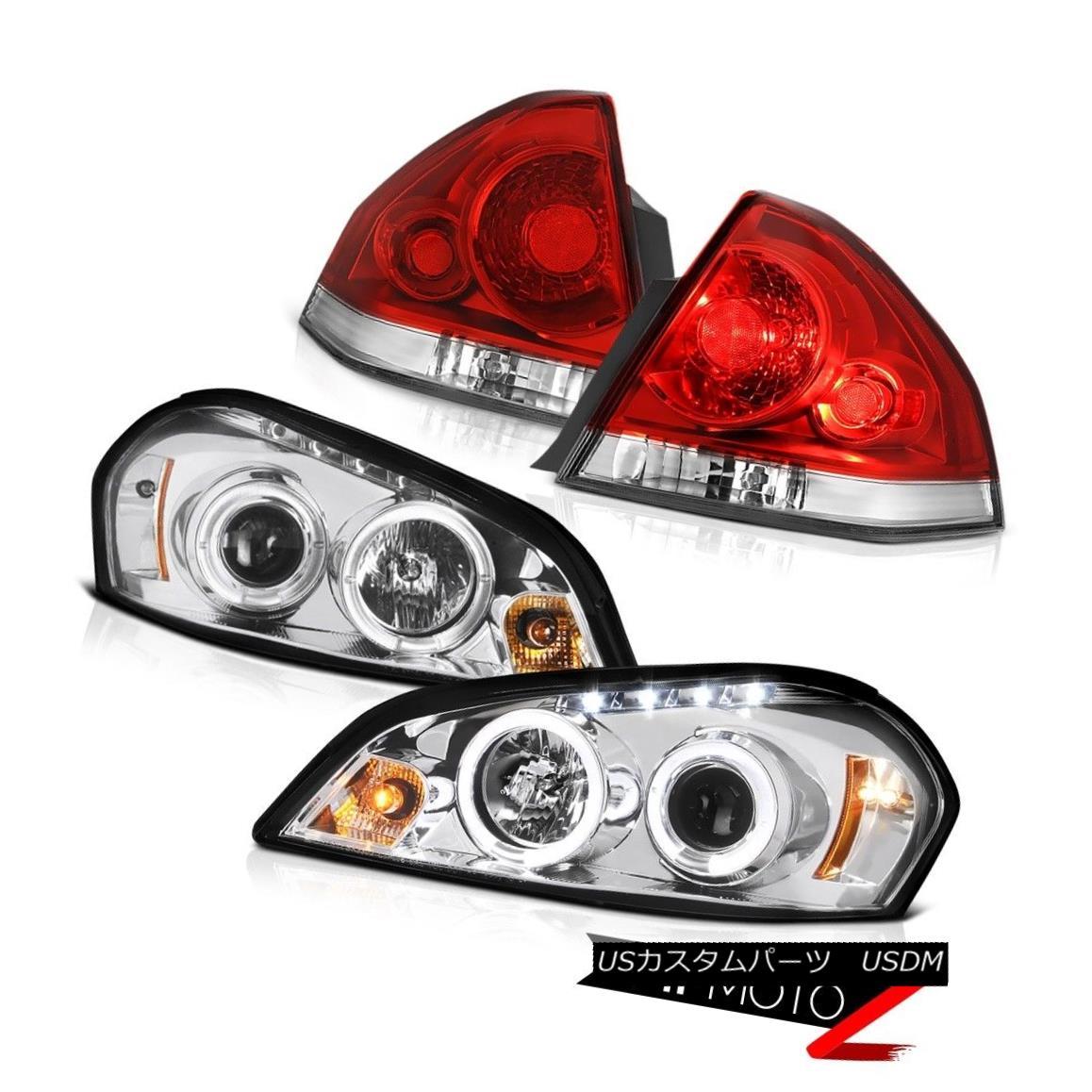 テールライト 06 07 08 09 10 11 12 13 CHEVY IMPALA LT Taillamps projector headlights OE Style 06 07 08 09 10 11 12 13 CHEVY IMPALA LT TaillampsプロジェクターヘッドライトOEスタイル