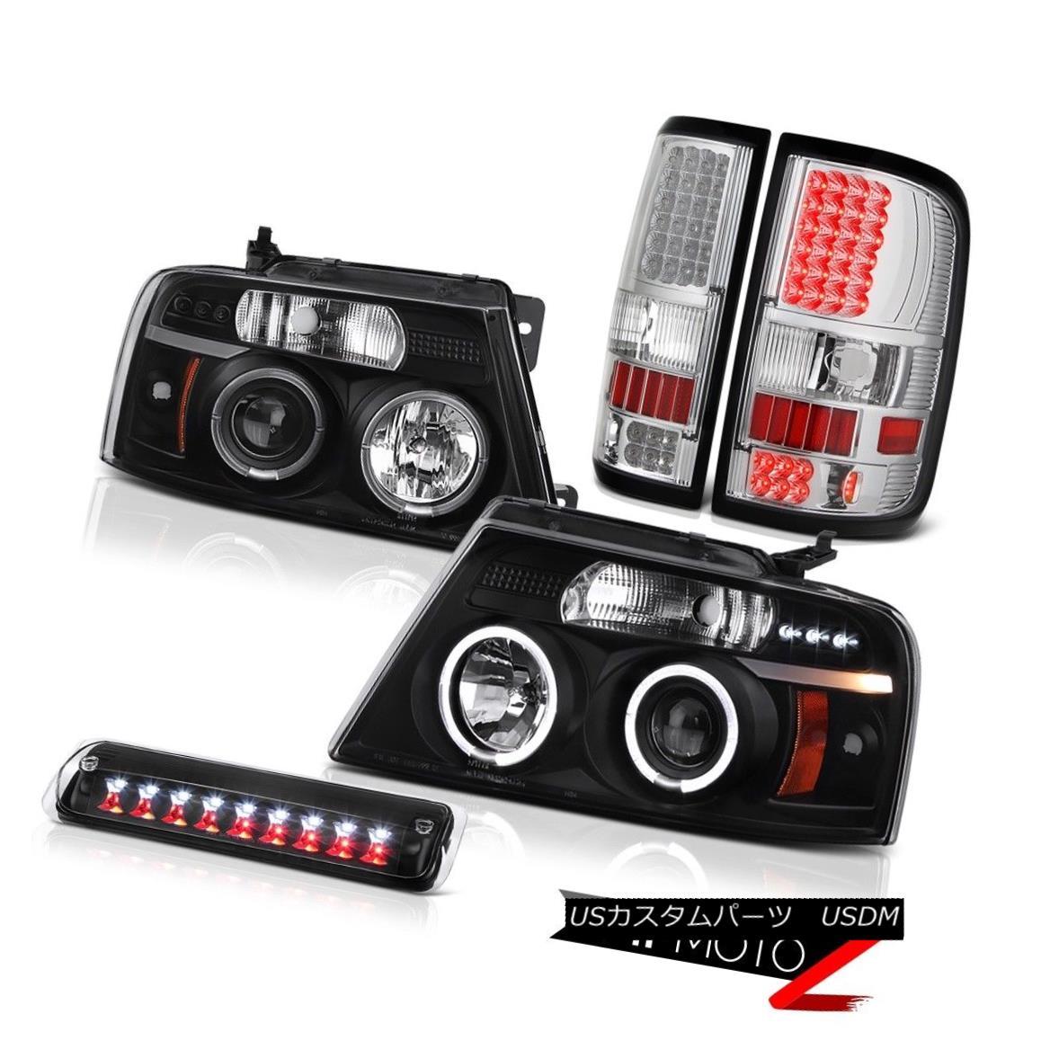 テールライト 2004-2008 Ford F150 XL Roof Brake Light Tail Lights Headlamps LED