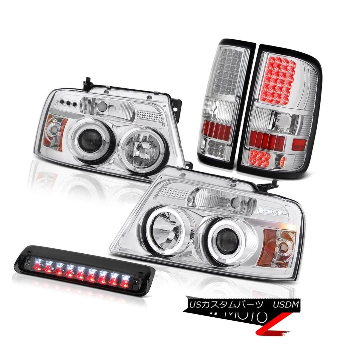 テールライト 04 05 06 07 08 Ford F150 STX 3RD Brake Lamp Rear Lights Headlights