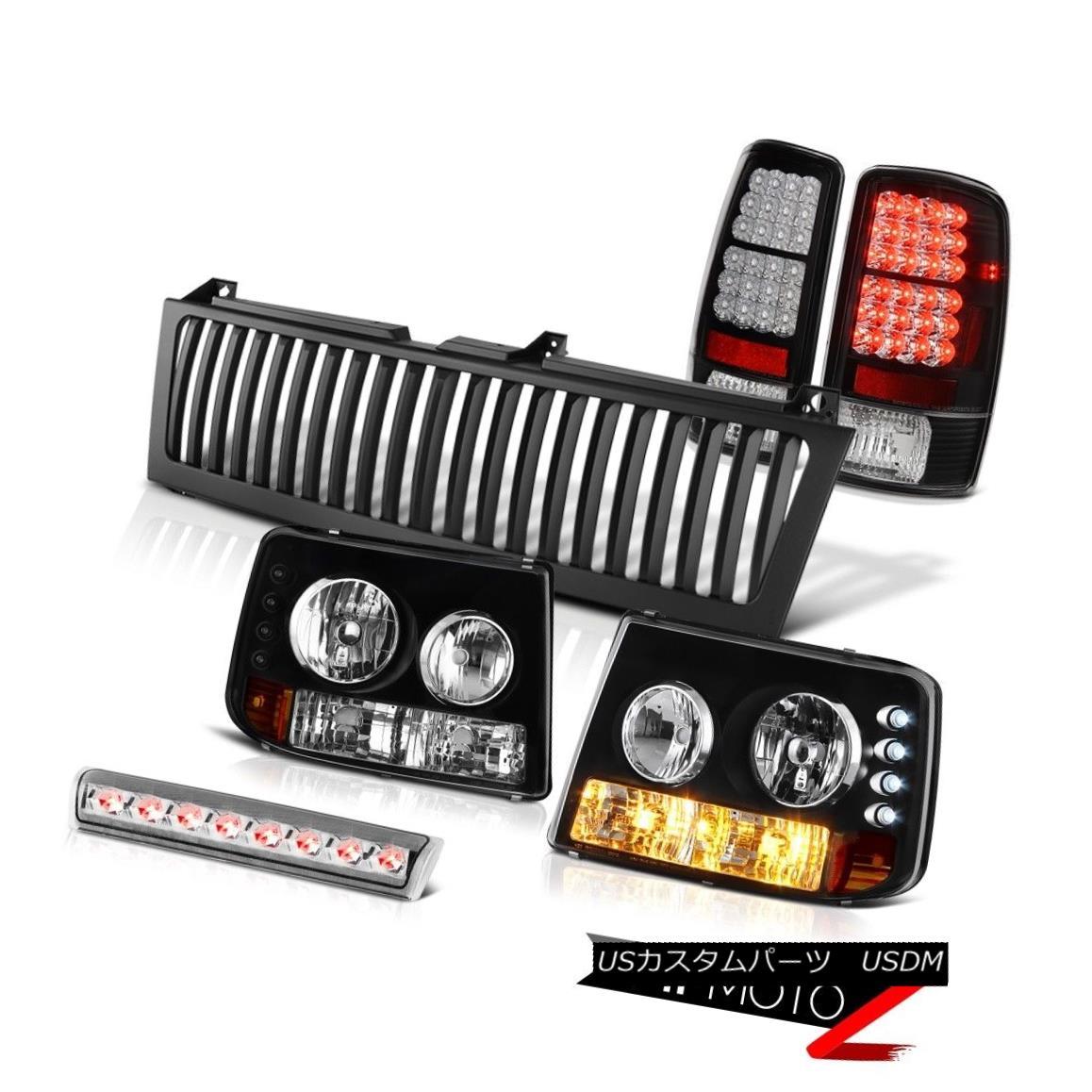 テールライト 00 01 02 03 04 05 06 Suburban Headlight Bumper LED Tail Lamps High Stop Grille 00 01 02 03 04 05 06郊外ヘッドライトバンパーLEDテールランプハイストップグリル