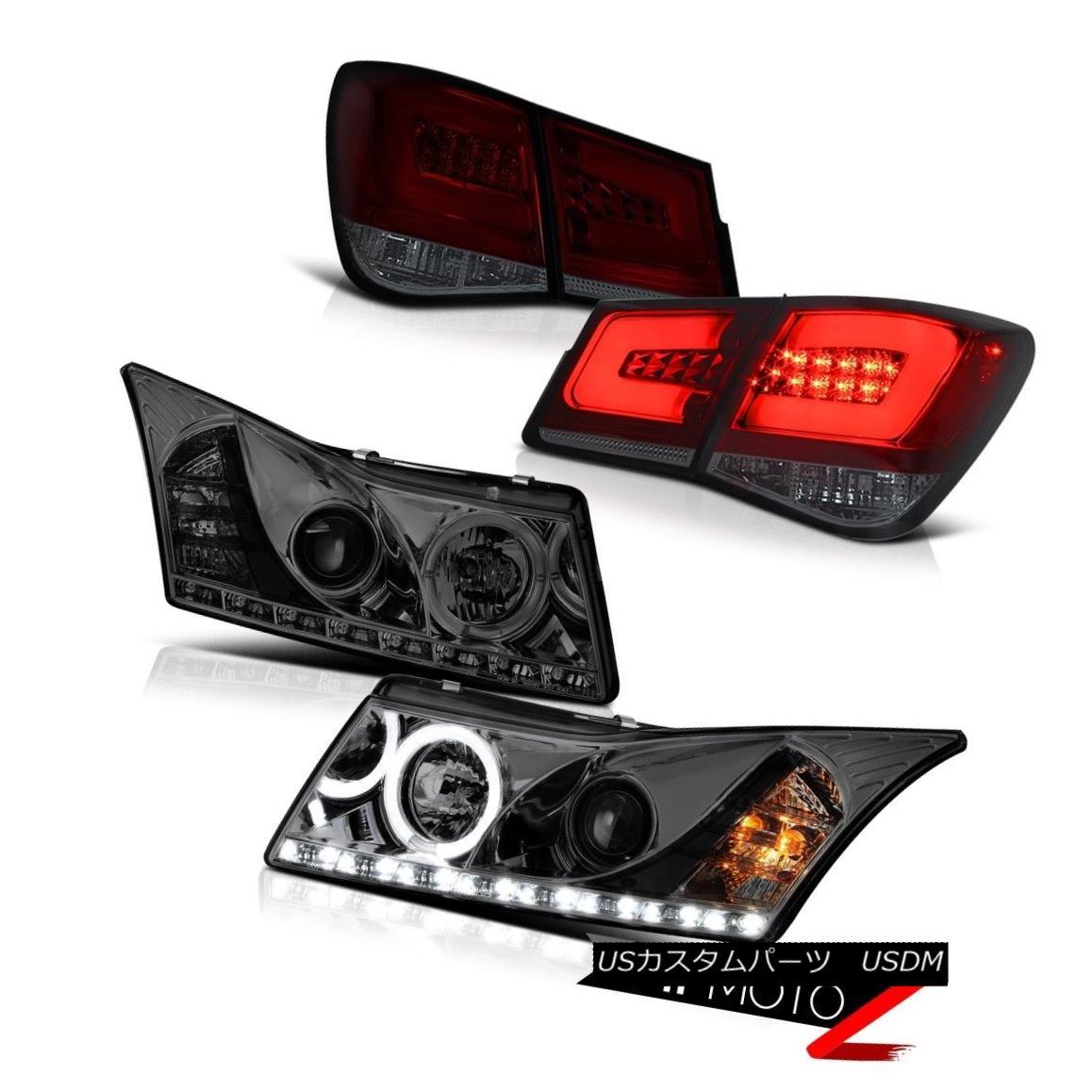 テールライト 11-15 Cruze LTZ Rear Brake Lamps Projector Headlights Neon Tube