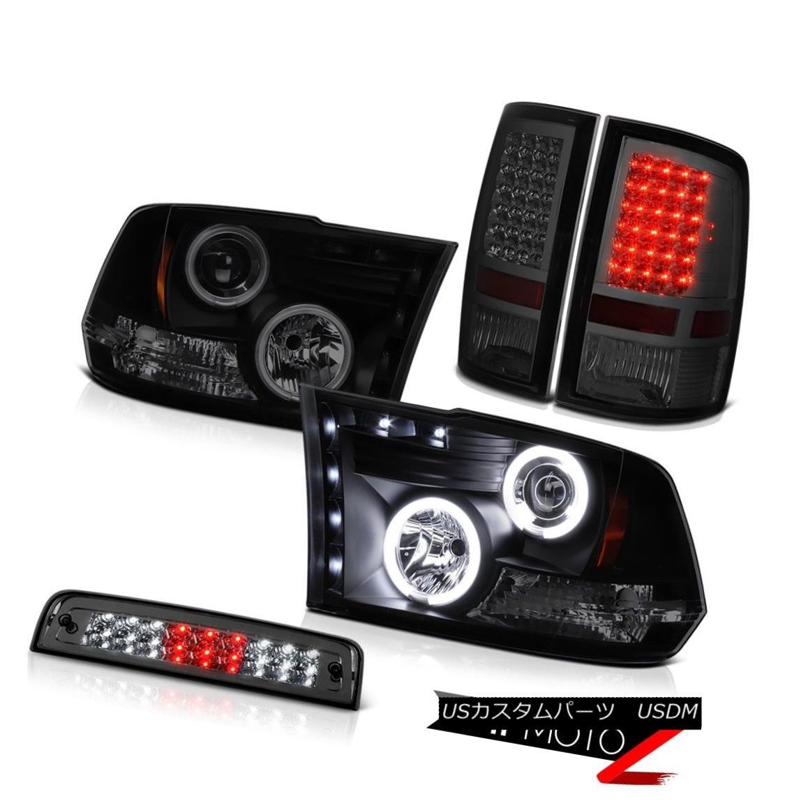 テールライト 2010-2018 Dodge Ram 3500 SLT Roof Cab Light Rear Brake Lamps Headlamps LED Cool 2010-2018 Dodge Ram 3500 SLTルーフキャブライトリアブレーキランプヘッドランプLEDクール