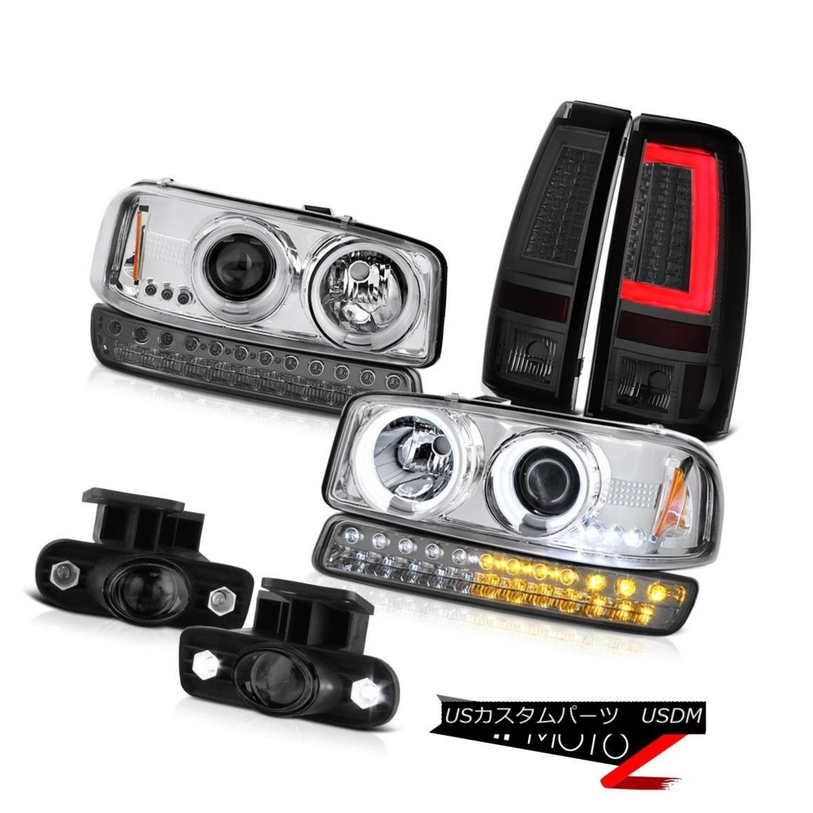 【メール便送料無料対応可】 テールライト 99-02 Sierra SL Parking Brake Lights Fog Lamps Light CCFL Headlights Light Bar 99-02 Sierra SLパーキングブレーキライトフォグランプライトCCFLヘッドライトライトバー, まぐろレストラン ダイエンフーズ 45ff409c
