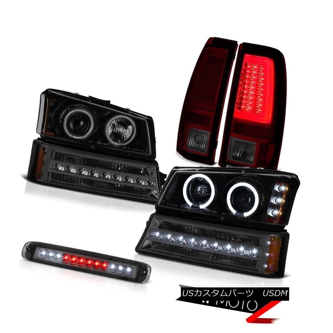 テールライト 03 04 05 06 Silverado Rear Brake Lights Third Light Bumper Headlights Light Bar 03 04 05 06 SilveradoリアブレーキライトThird Light Bumperヘッドライトライトバー