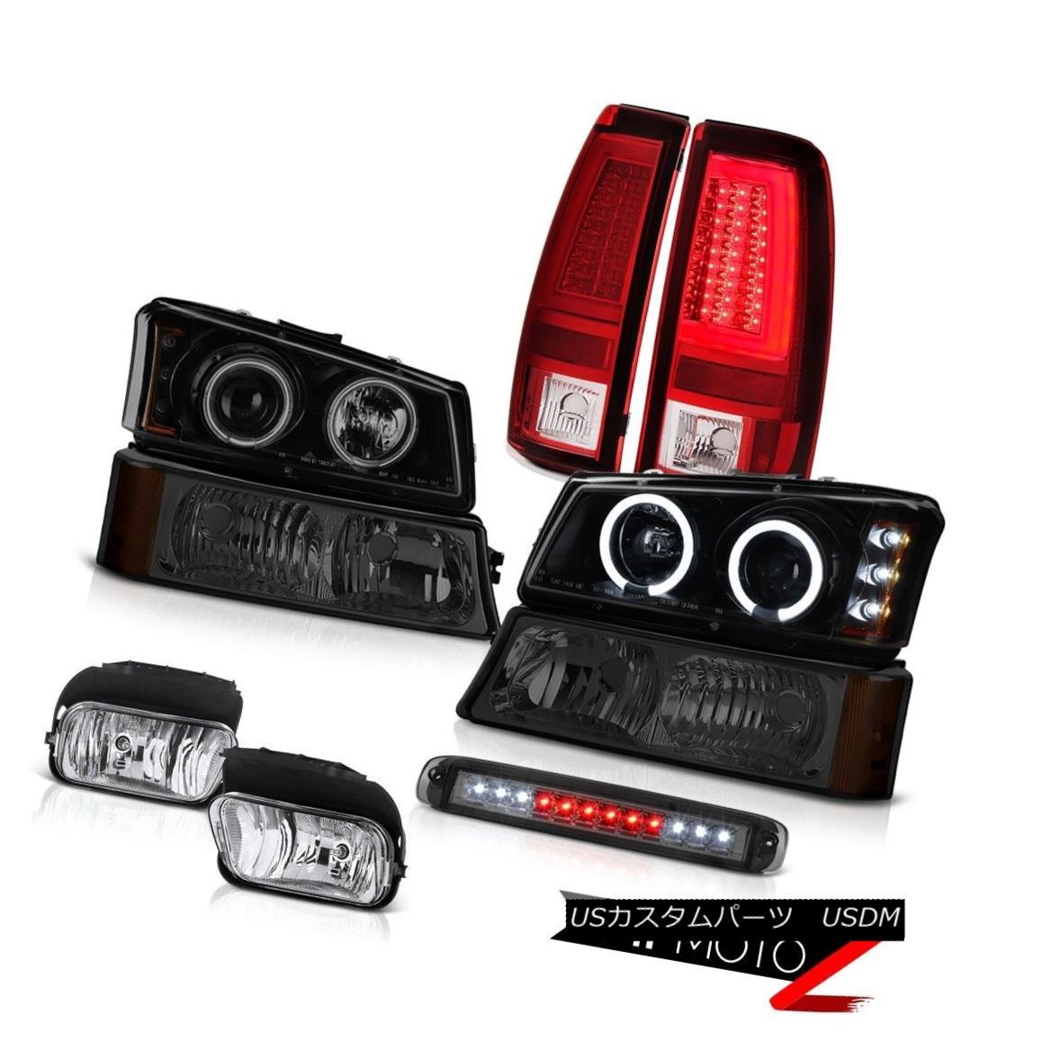 テールライト 03-06 Silverado Taillamps Roof Cab Lamp Foglamps Parking Headlamps