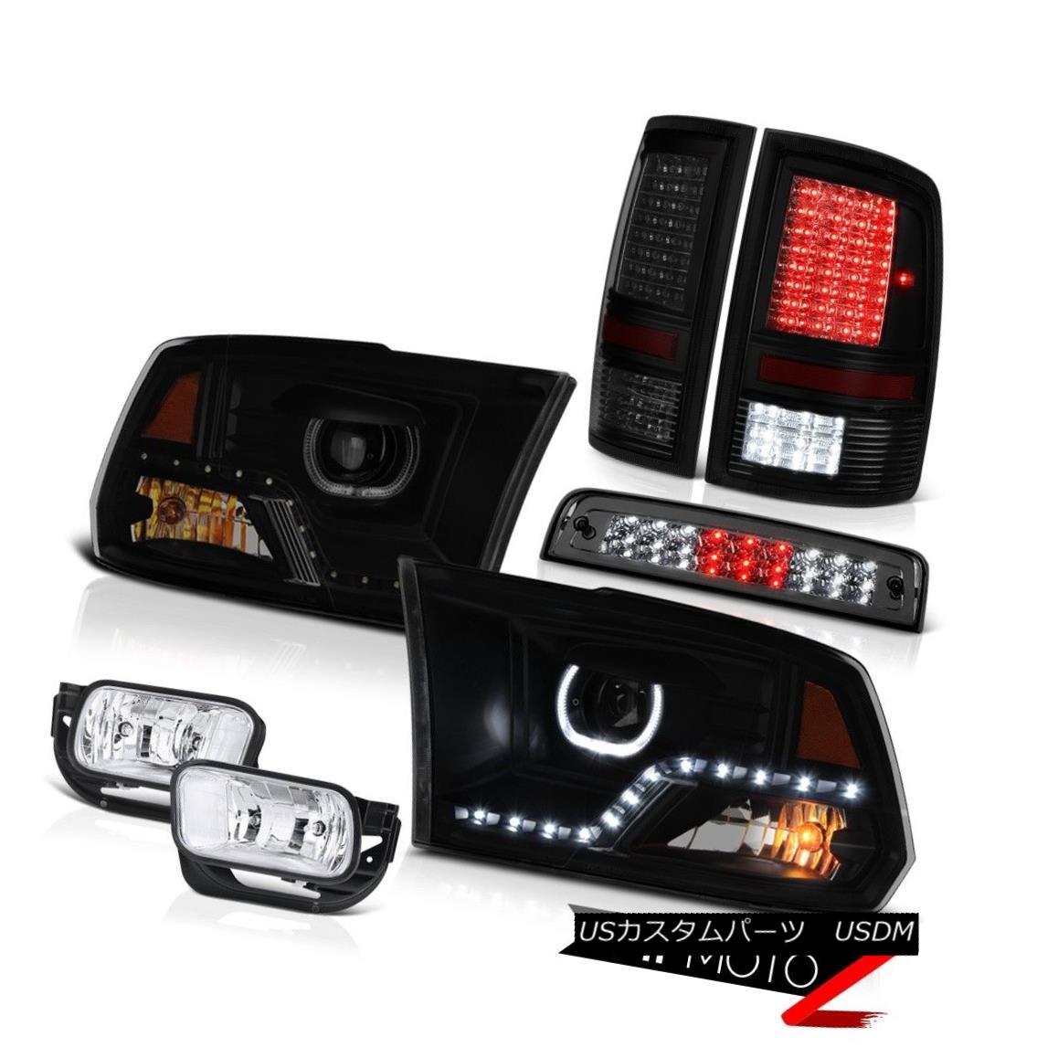 【一部予約販売】 テールライト 09-18 Headlights Dodge PAIR RAM 2500 Dodge Headlights Tail Lamp Euro Clear Fog Light Brake SET PAIR 09-18ダッジRAM 2500ヘッドライトテールランプユーロクリアフォグライトブレーキSET PAIR, オオツキシ:569631bf --- ip104.ip-51-83-27.eu
