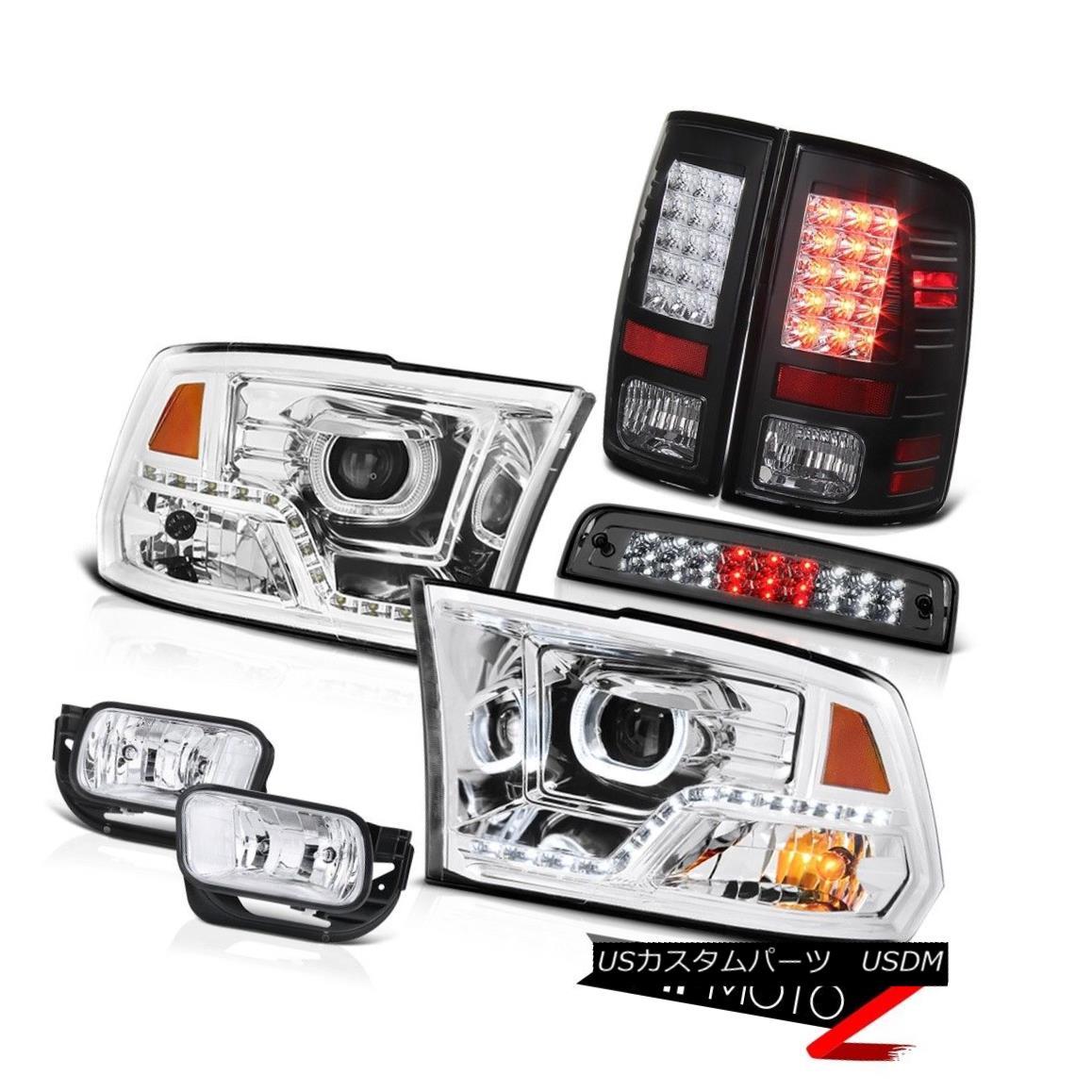 【初売り】 テールライト 09 10 11-18 Tail Dodge RAM テールライト 2500 3500 Light Headlight Fog Lamp Brake Lights Tail Light PAIR 09 10 11-18 Dodge RAM 2500 3500ヘッドライトフォグランプブレーキライトテールライトPAIR, クマグン:72f56a52 --- pavlekovic.hr