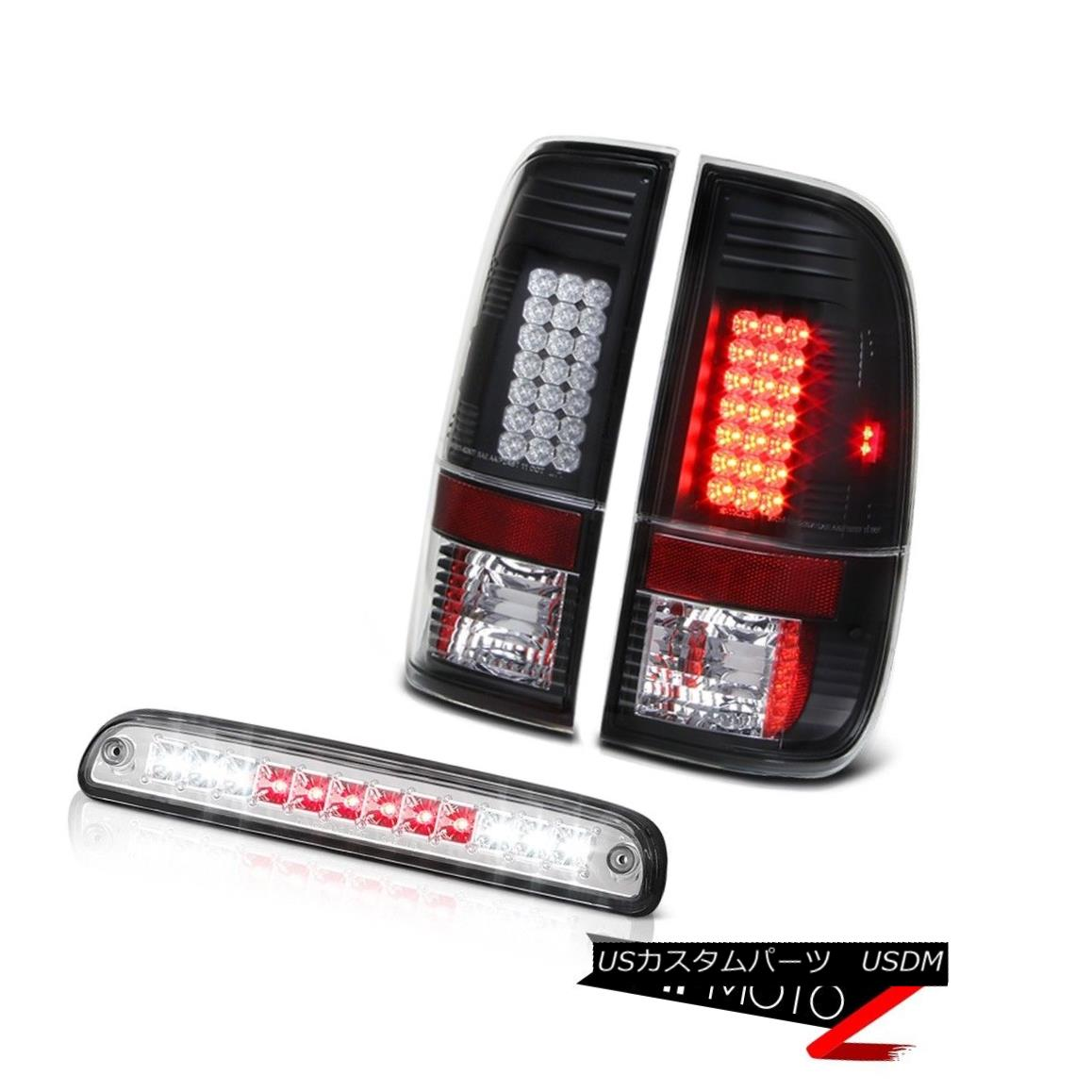テールライト 08-10 Ford F-350 SuperDuty Lariat S.M.D Brake Signal Tail Lights High Cargo LED 08-10 Ford F-350 SuperDuty Lariat S.M.Dブレーキ信号テールライトHigh Cargo LED