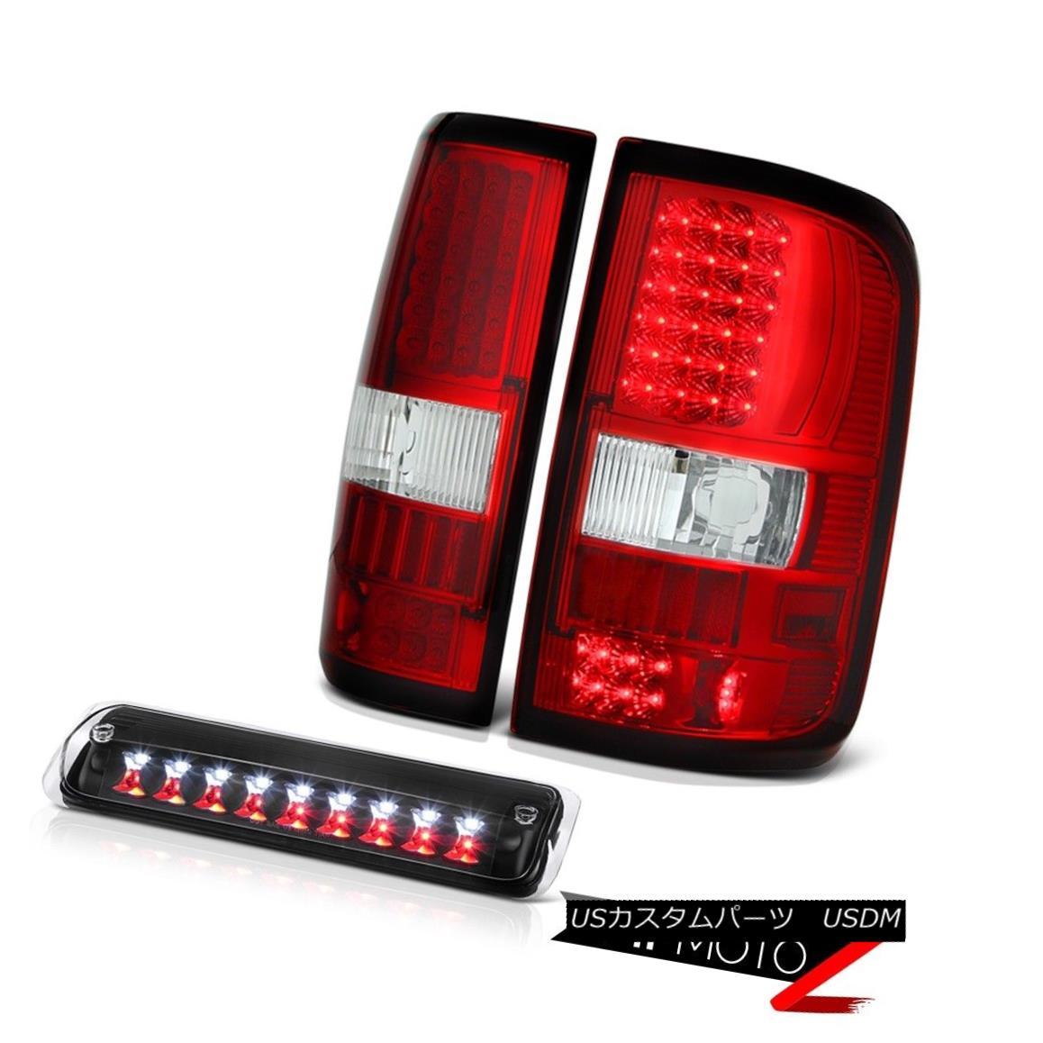 テールライト 04 05 06 07 08 Ford F150 FX4 Roof Cab Light Red Tail Brake Lamps